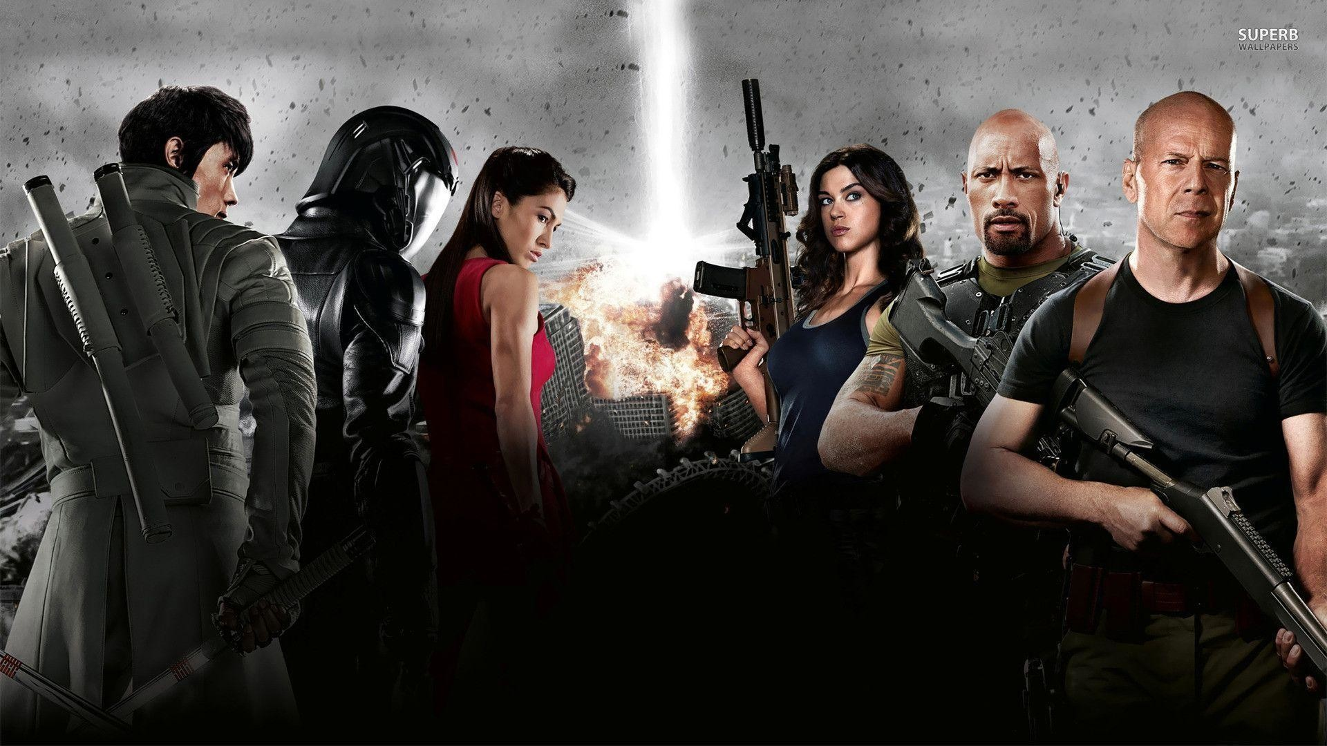 1920x1080 G.I. Joe: Retaliation wallpaper - Movie wallpapers - #