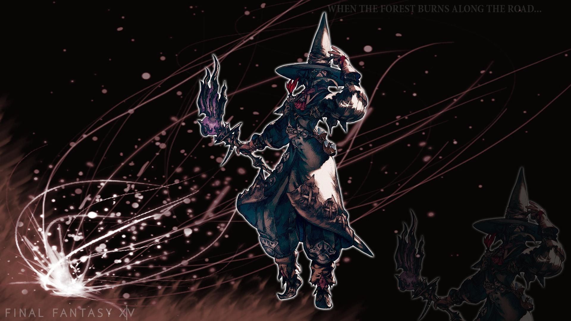 Dark Mage Wallpaper (76+ images)