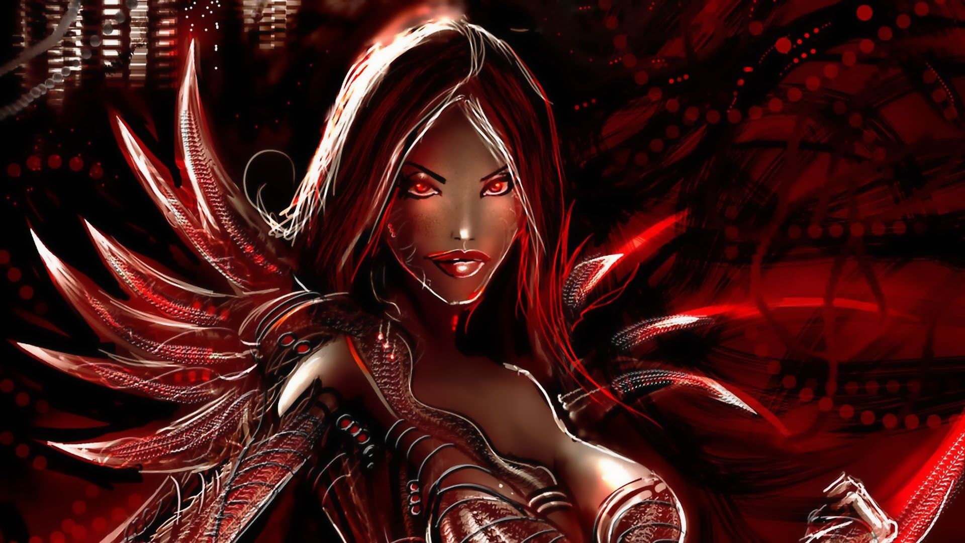 1920x1080 witchblade : High Definition Background