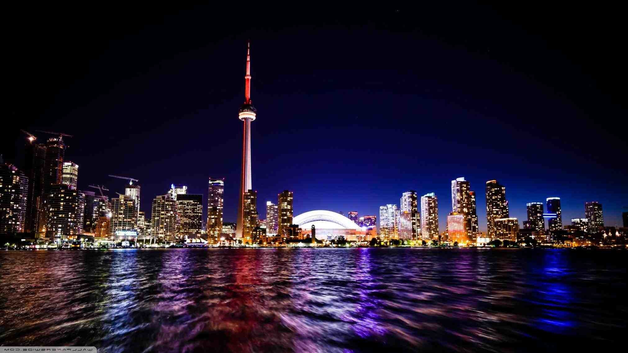 2022x1138 toronto skyline wallpaper is listed in our toronto skyline wallpaper