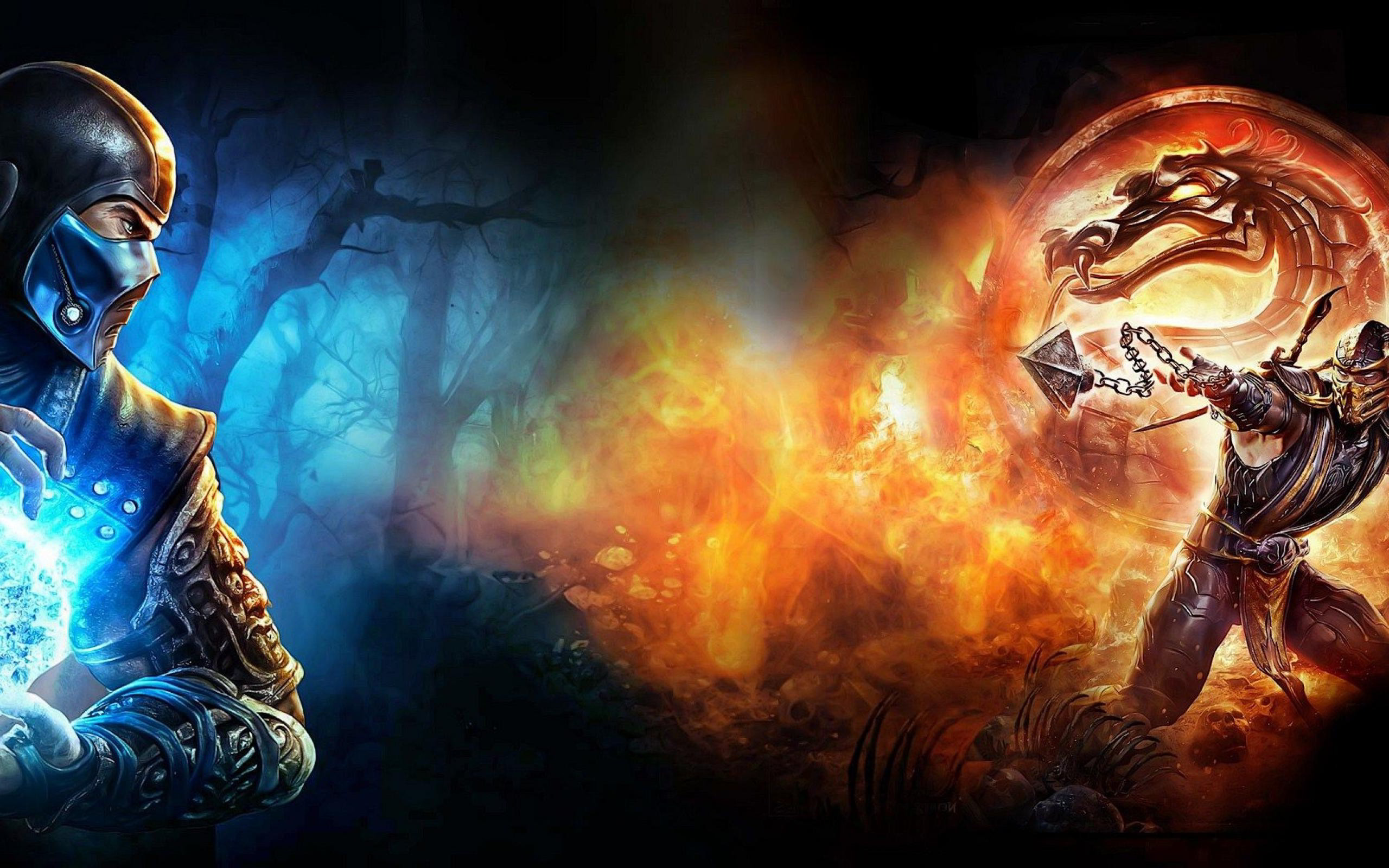2560x1600 Mortal Kombat HD Wallpapers - Wallpaper Cave
