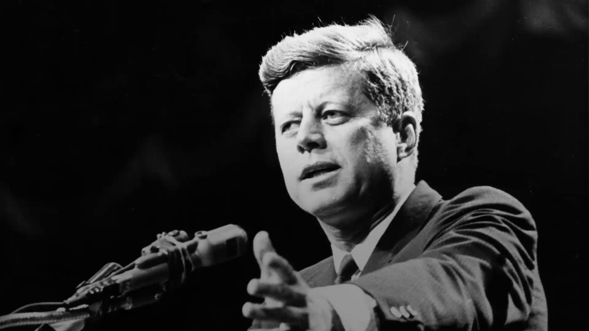 1920x1080 JFK at 100: A look back at the life of President John F. Kennedy