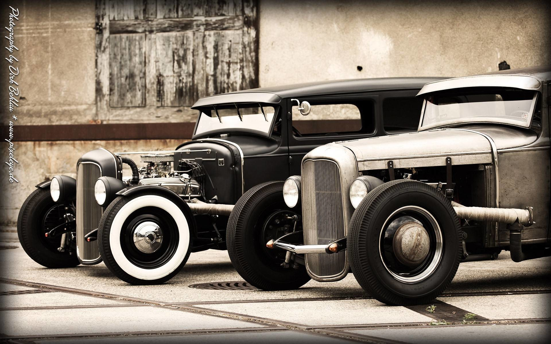 1920x1200 Hot Rod Wallpapers Group (83+)