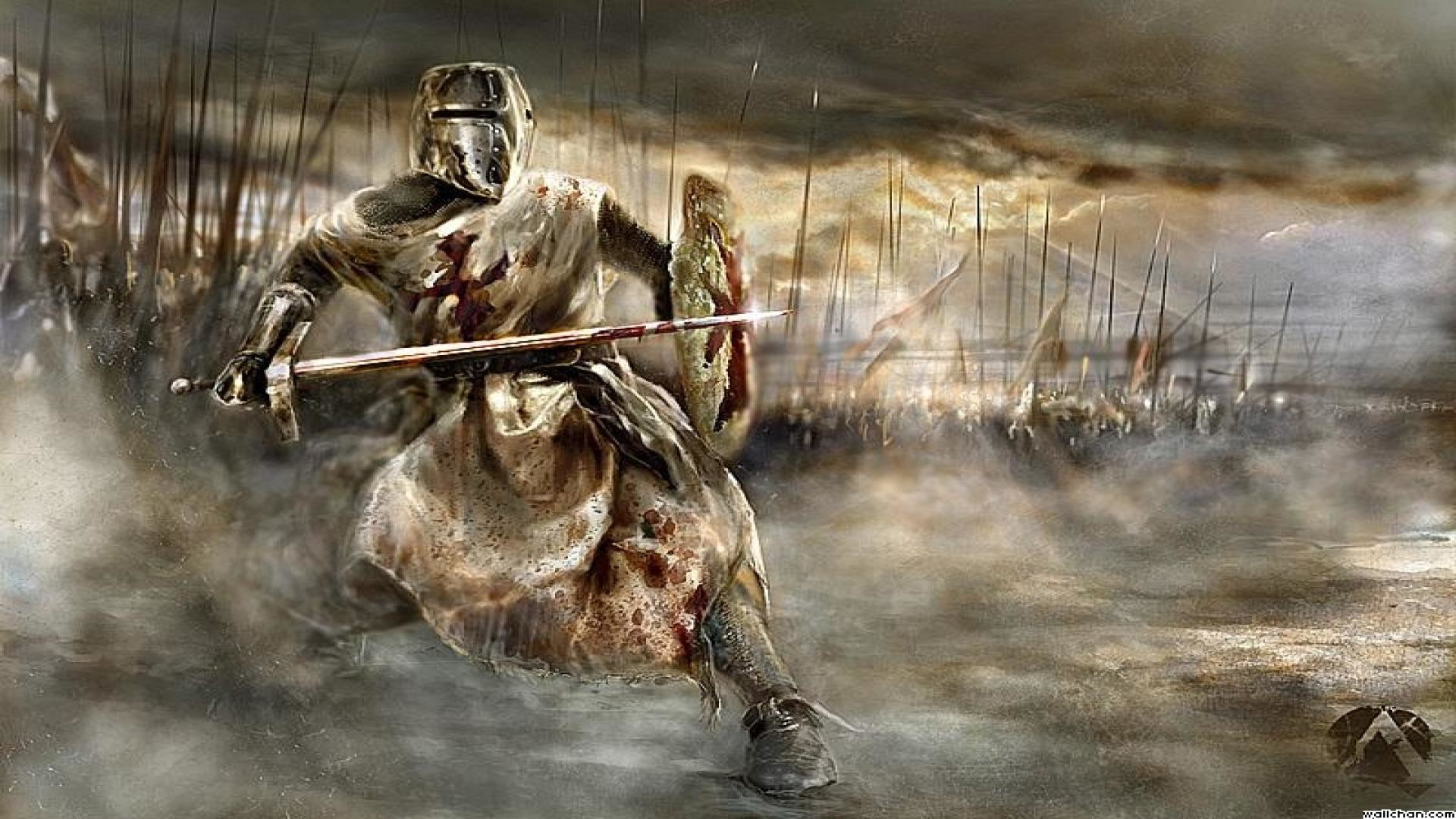 1920x1080 Medieval Battle Wallpapers Photo