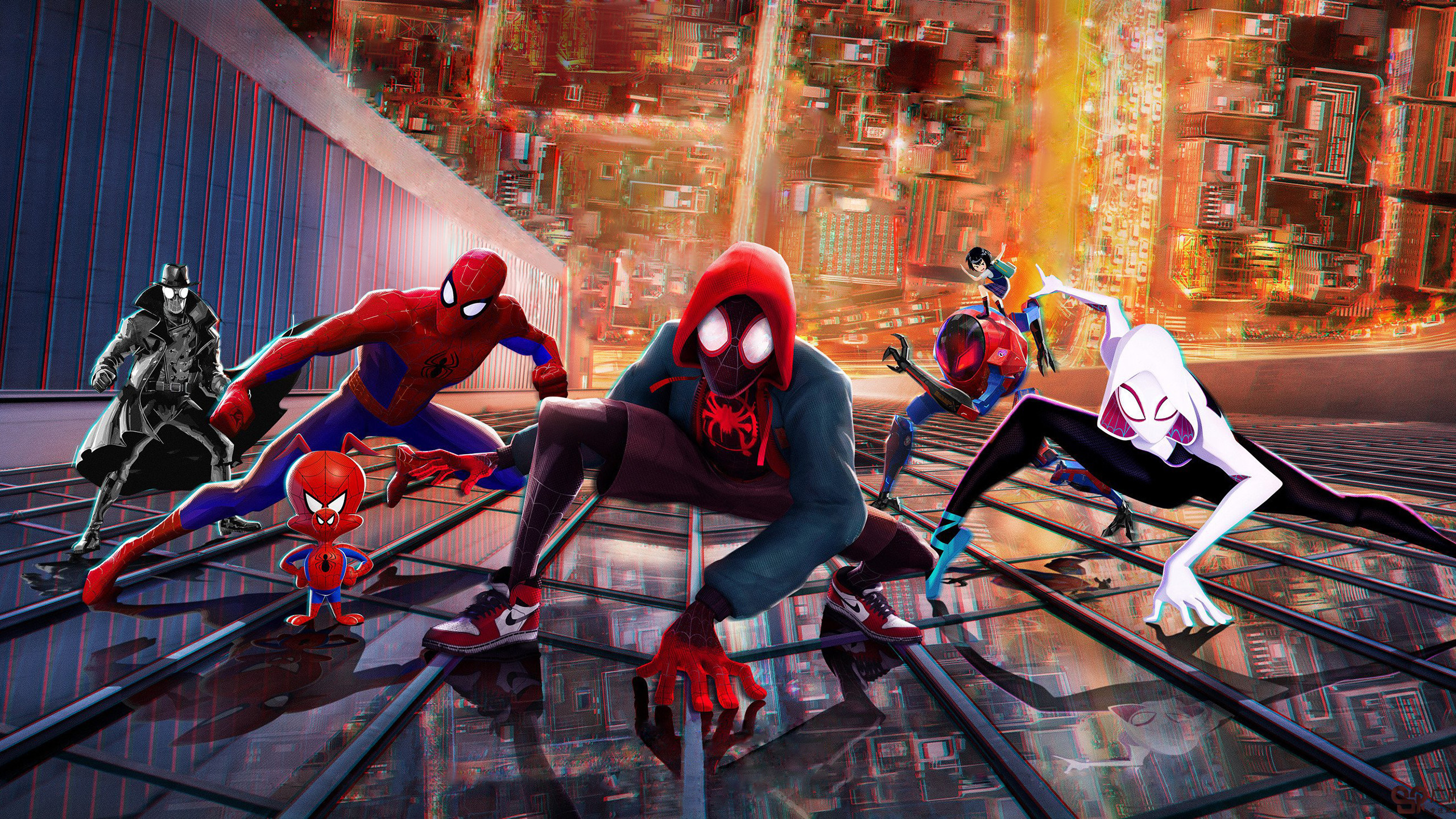 2560x1440 Spider-Man Into the Spider-Verse Wallpapers. Spider-Man Into the Spider-Verse  Wallpapers. Â«Â«