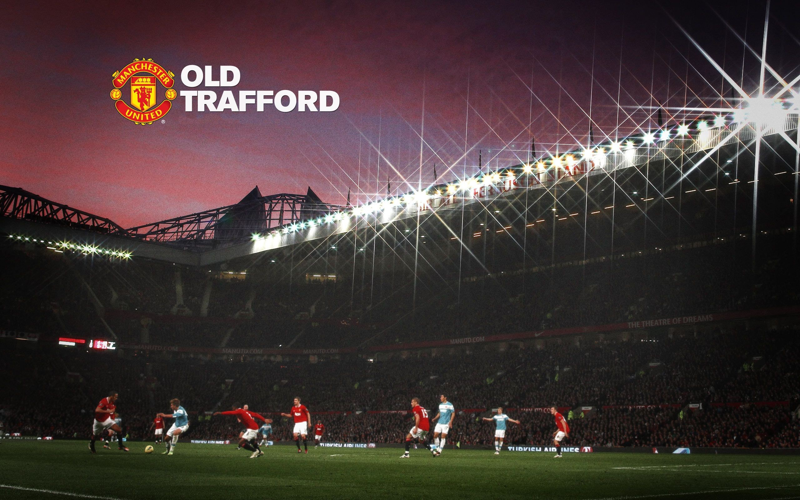Manchester united wallpaper hd 68 images 2560x1600 manchester united high def backgrounds hd voltagebd Choice Image