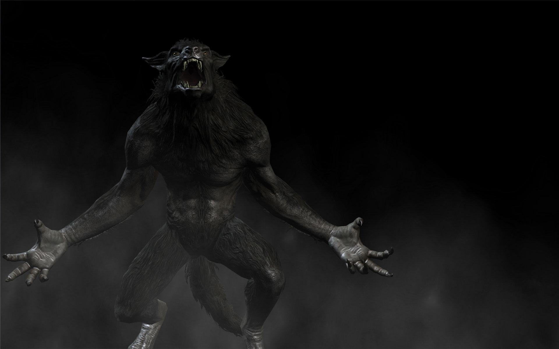 1920x1200 wallpaper.wiki-Werewolf-Picture-Download-Free-PIC-WPD004912