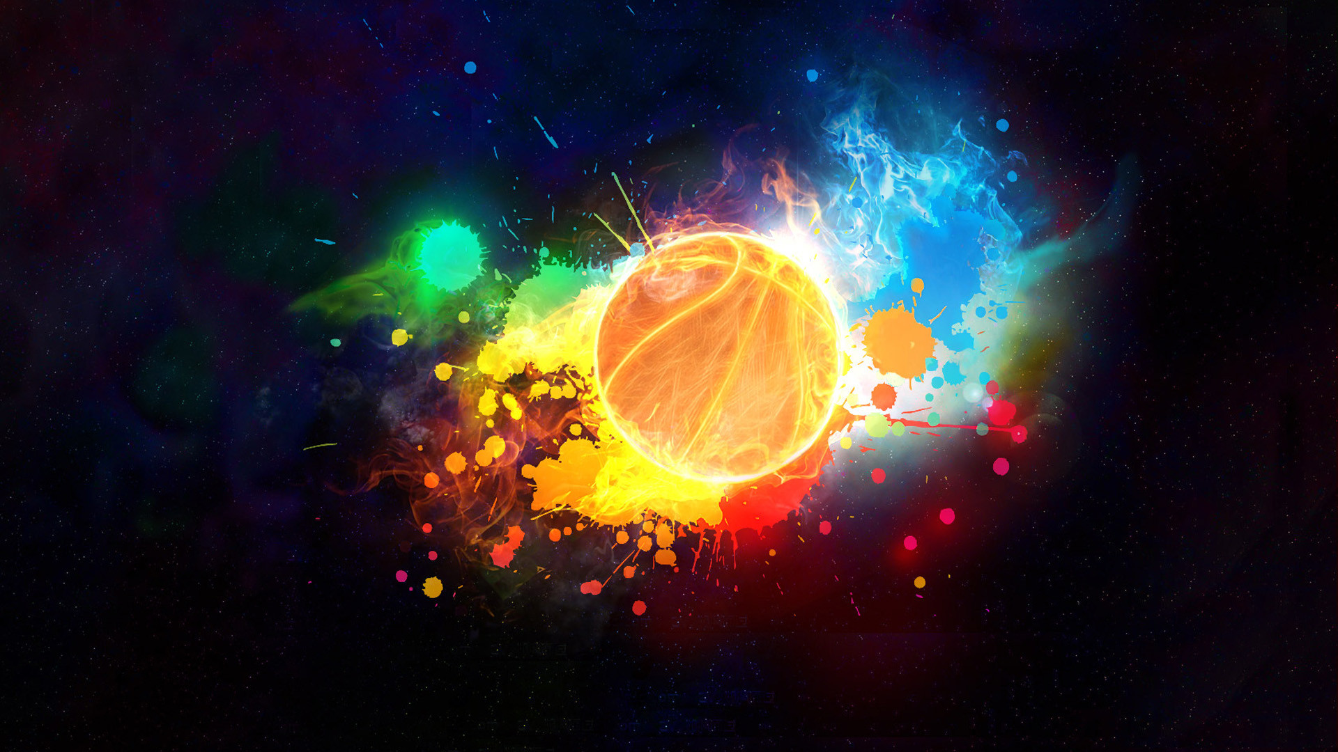 Cool 3D Wallpaper HD Basketball (68+ Images