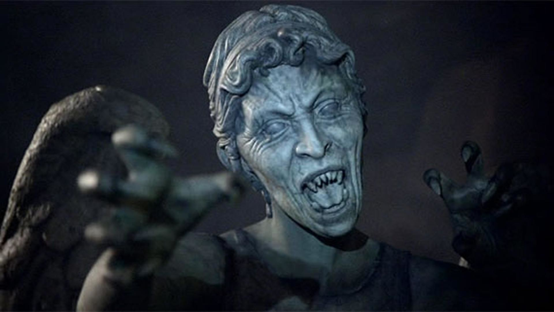 1920x1080 Weeping Angels