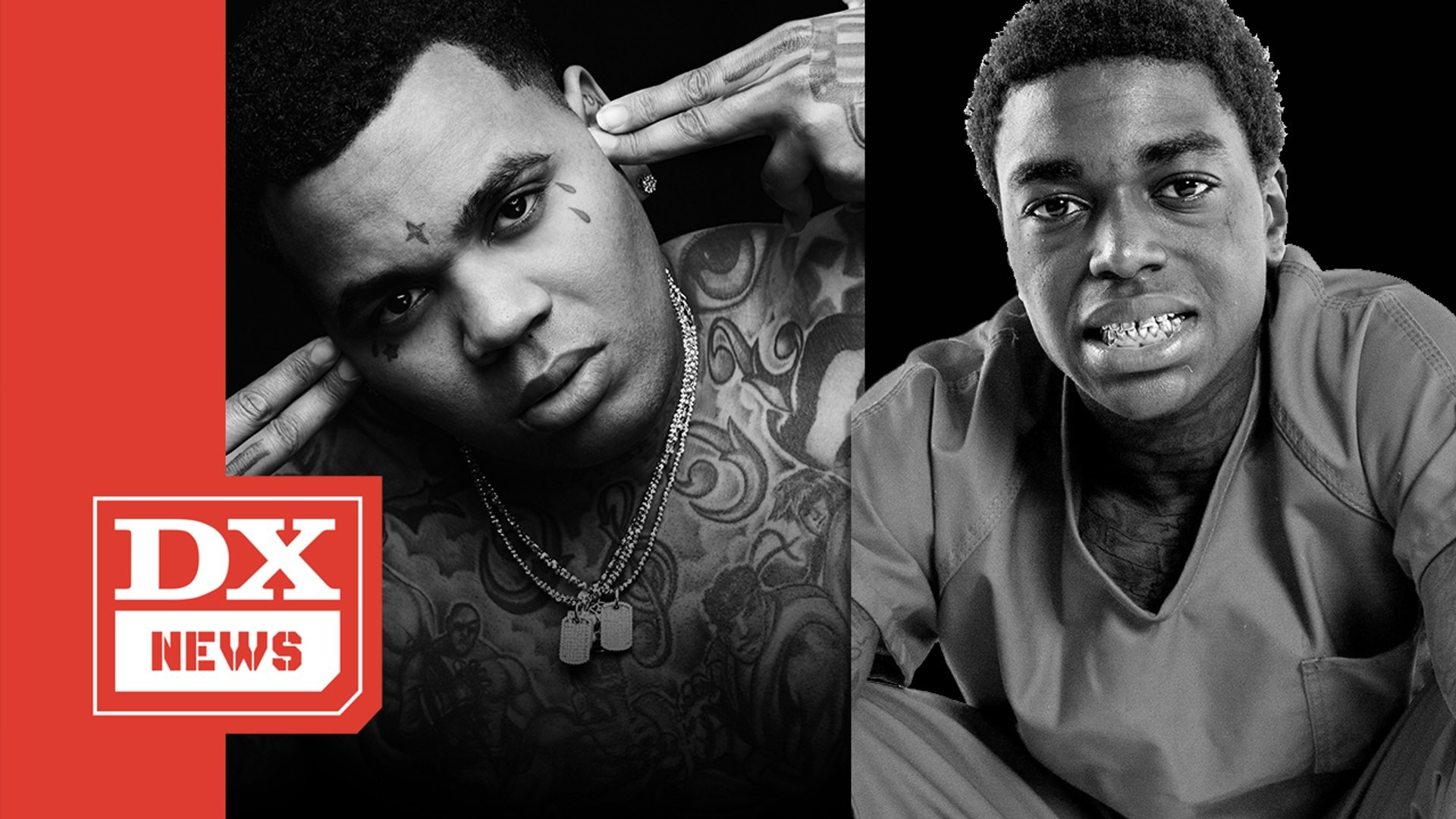 Res: 1920x1080, Kodak Black & Kevin Gates Face More Legal Woes