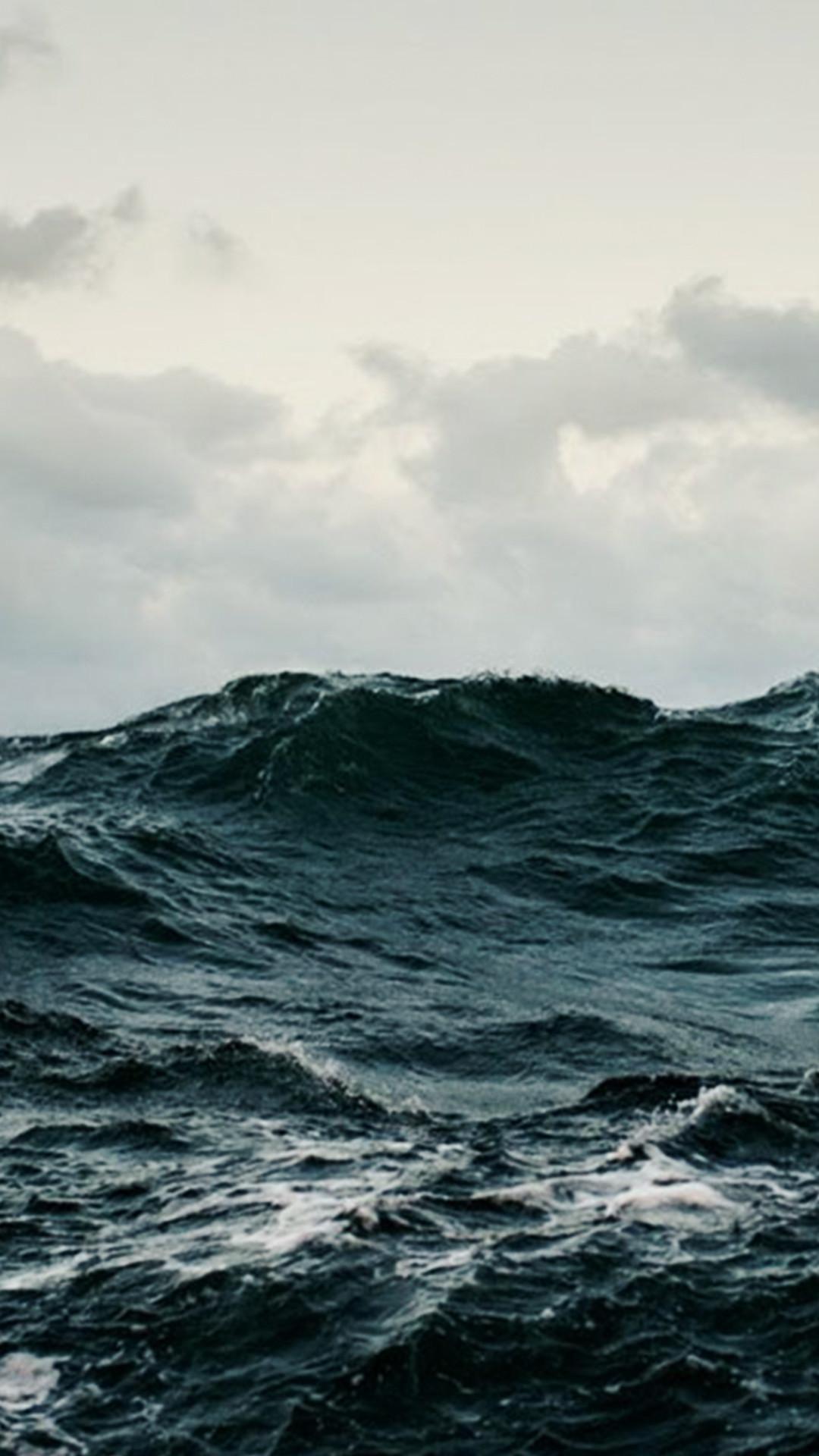 Stormy Ocean Wallpaper 58 Images