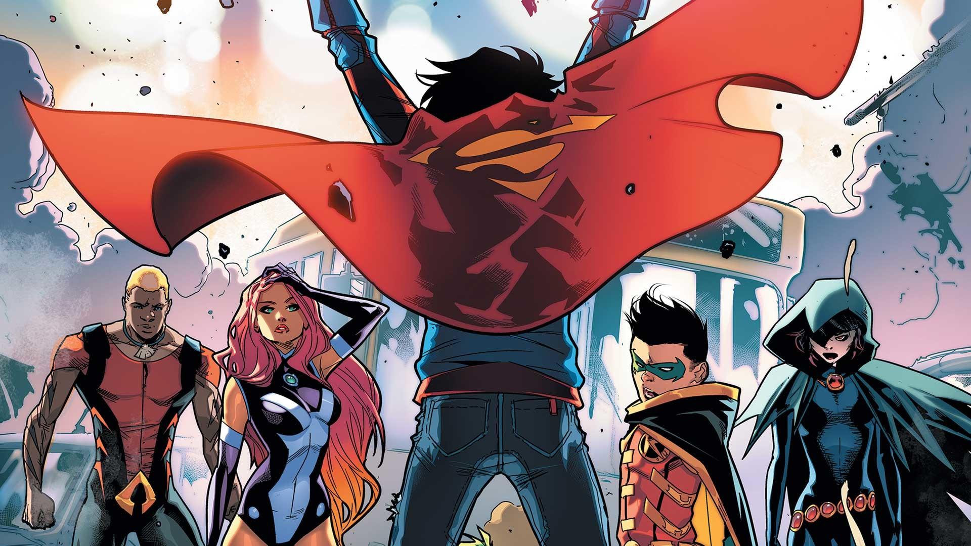 Raven Teen Titans DC Comics Wallpaper (73+ images)
