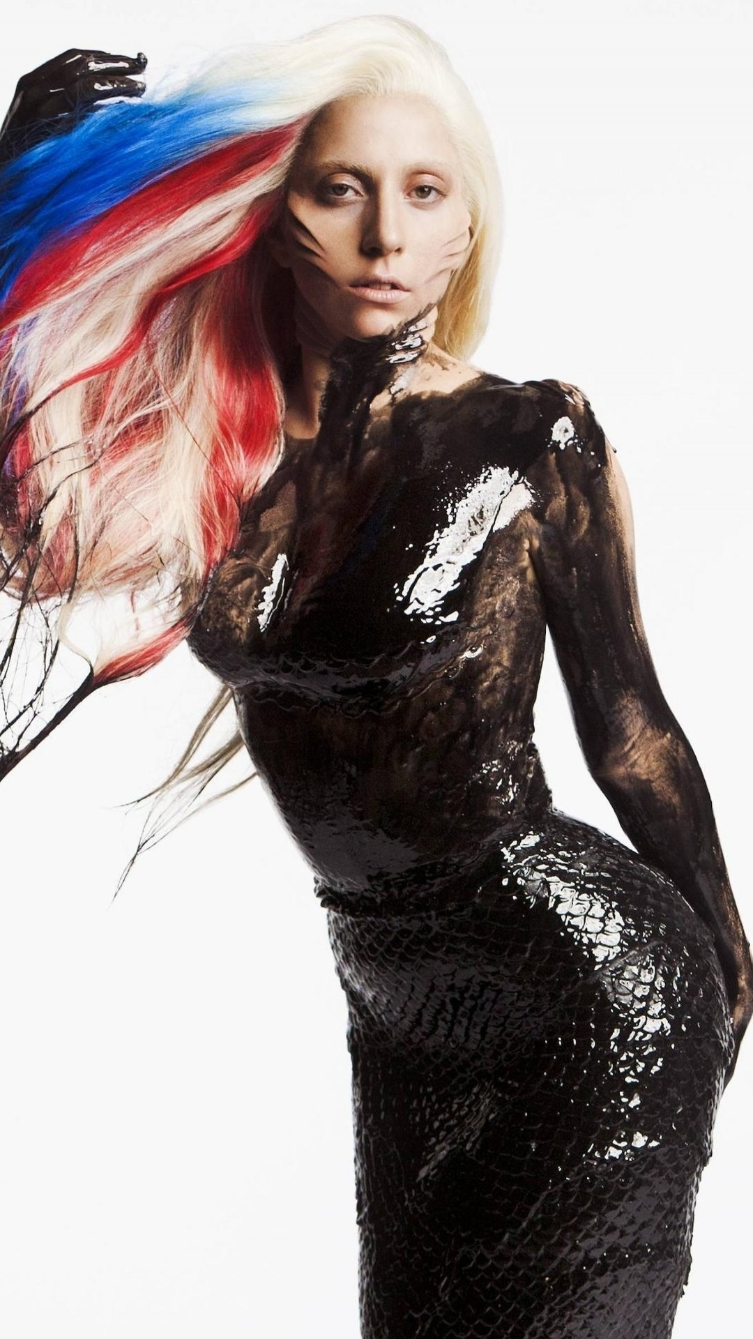 gaga lady wallpapers mobile music background wallpapertag