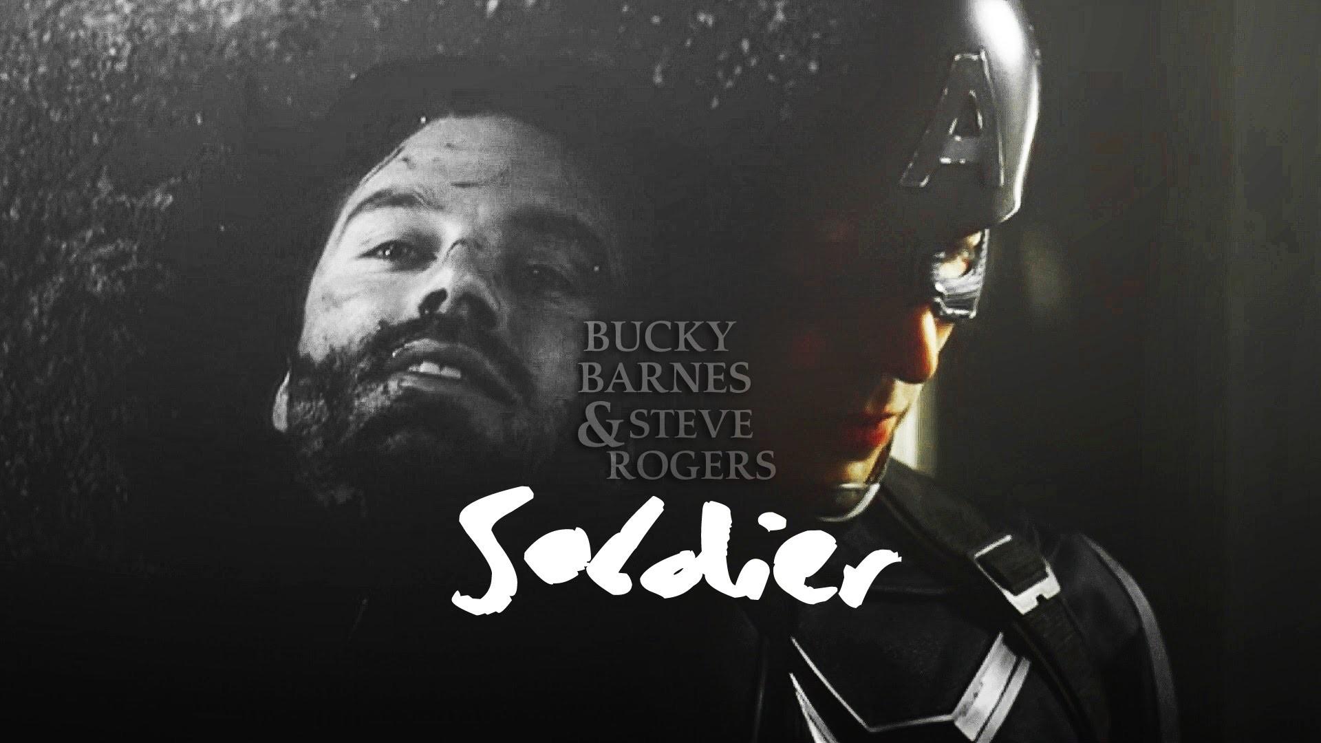 Bucky Barnes Wallpaper...
