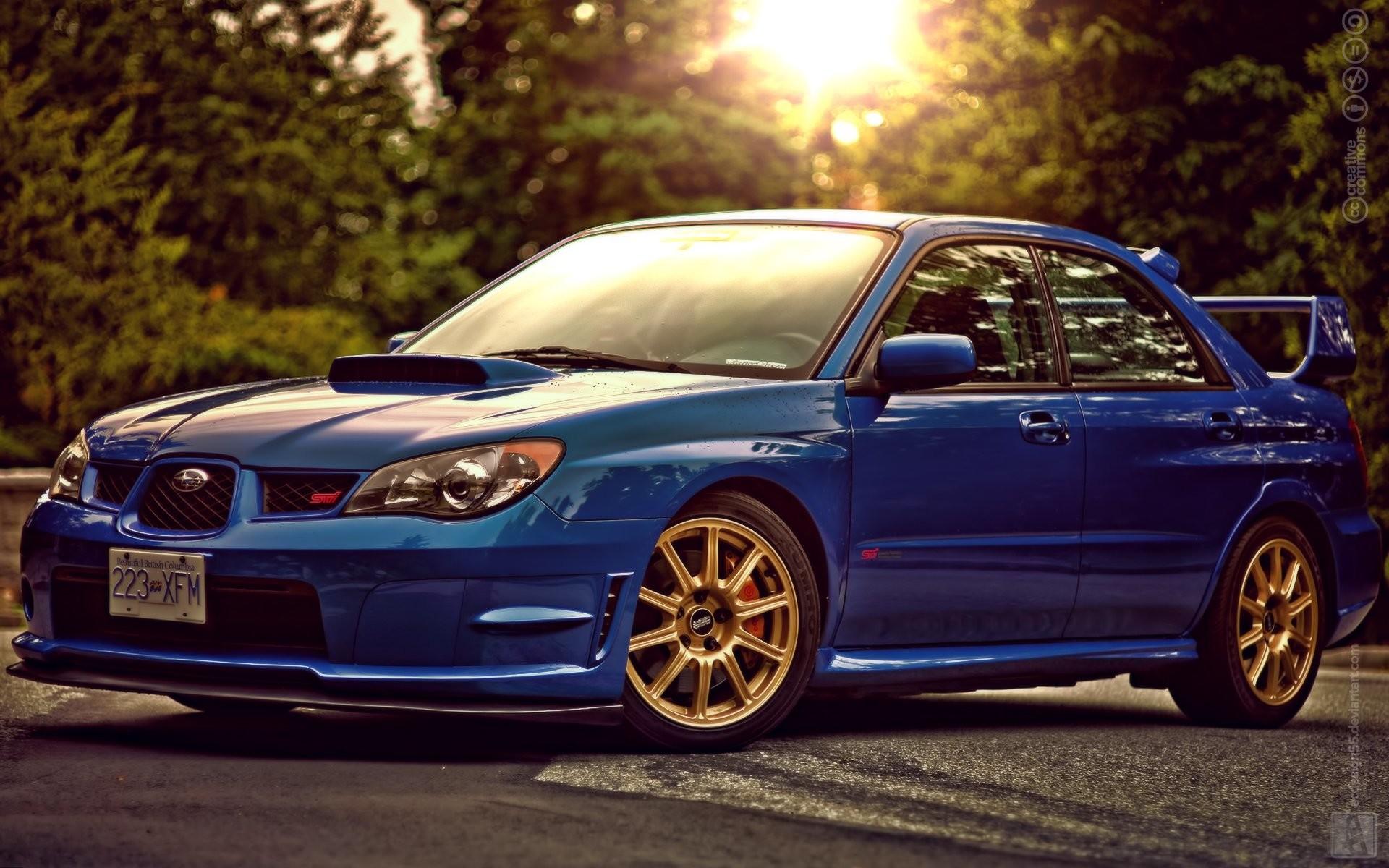 Subaru Impreza Wrx Sti Wallpaper 72 Images