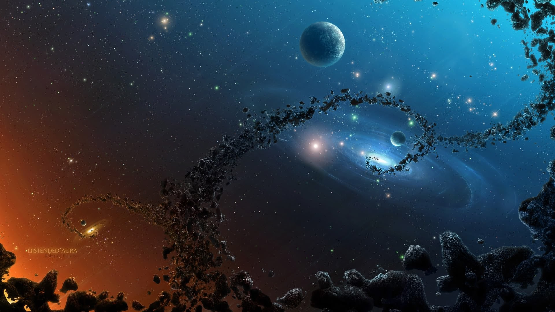 Space animated wallpaper 67 images - Anime moving wallpaper for pc ...