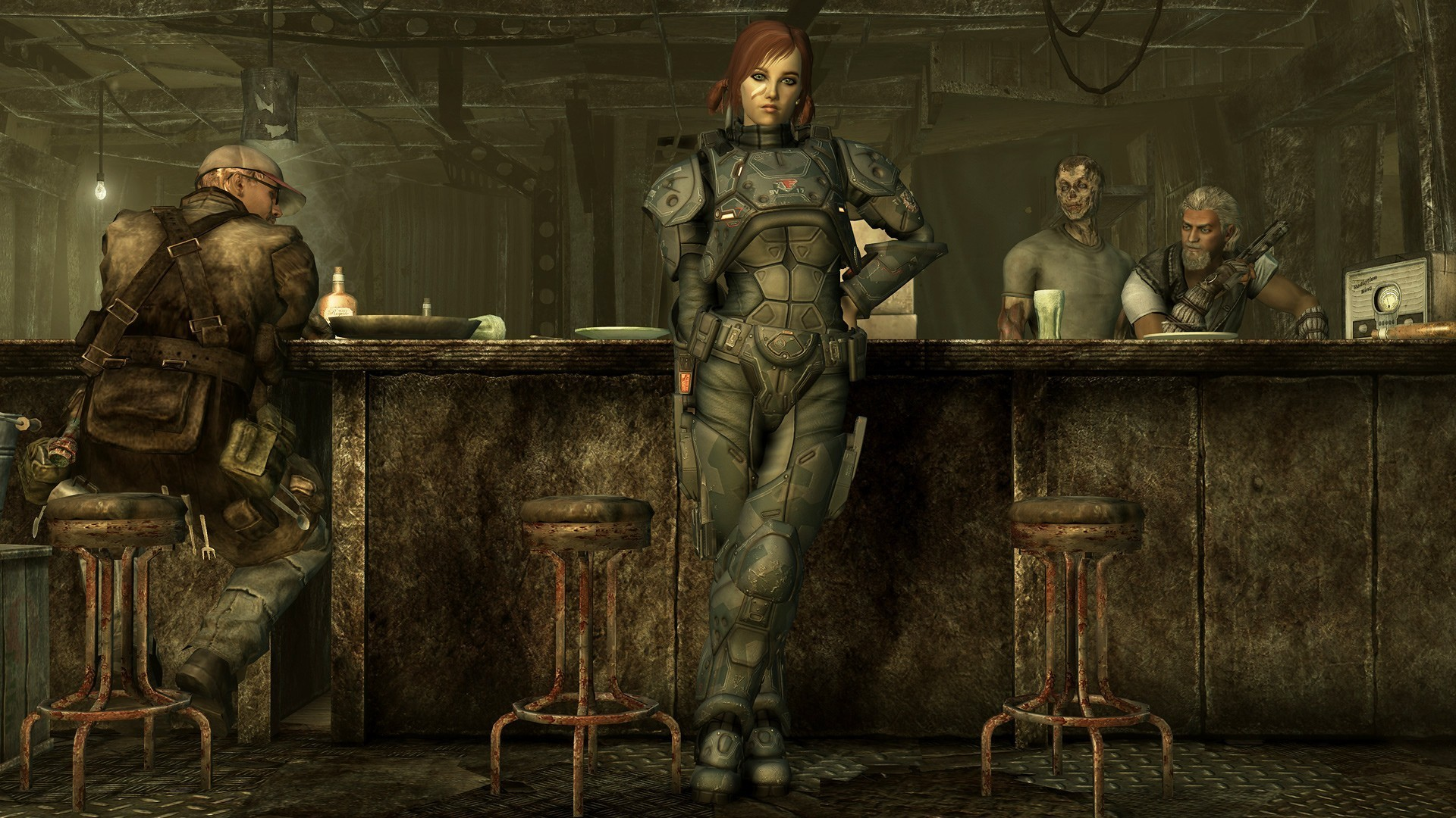 1920x1080 Fallout 3 wallpaper - 1034237