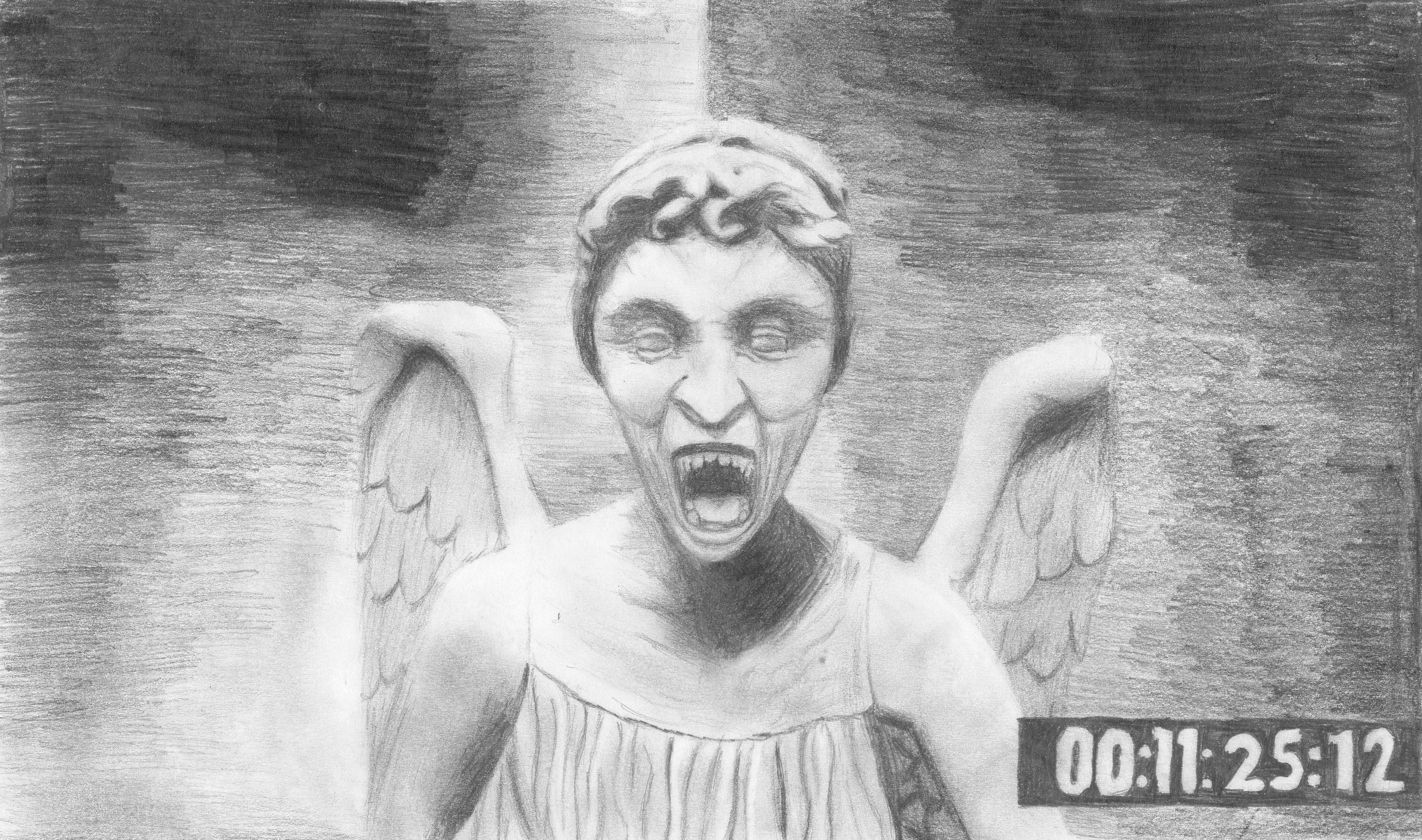 Doctor Who Wallpaper Weeping Angels 61 Images