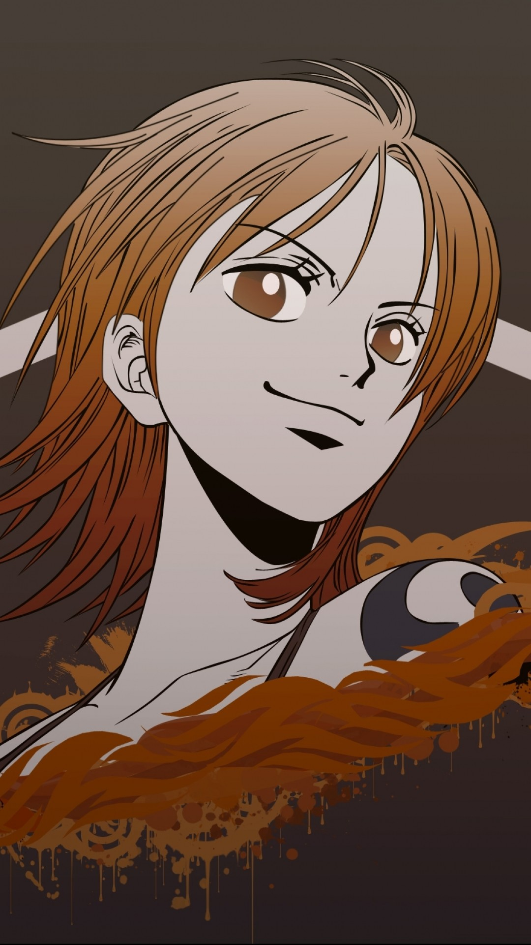 1080x1920 Anime One Piece Nami. Wallpaper 554044