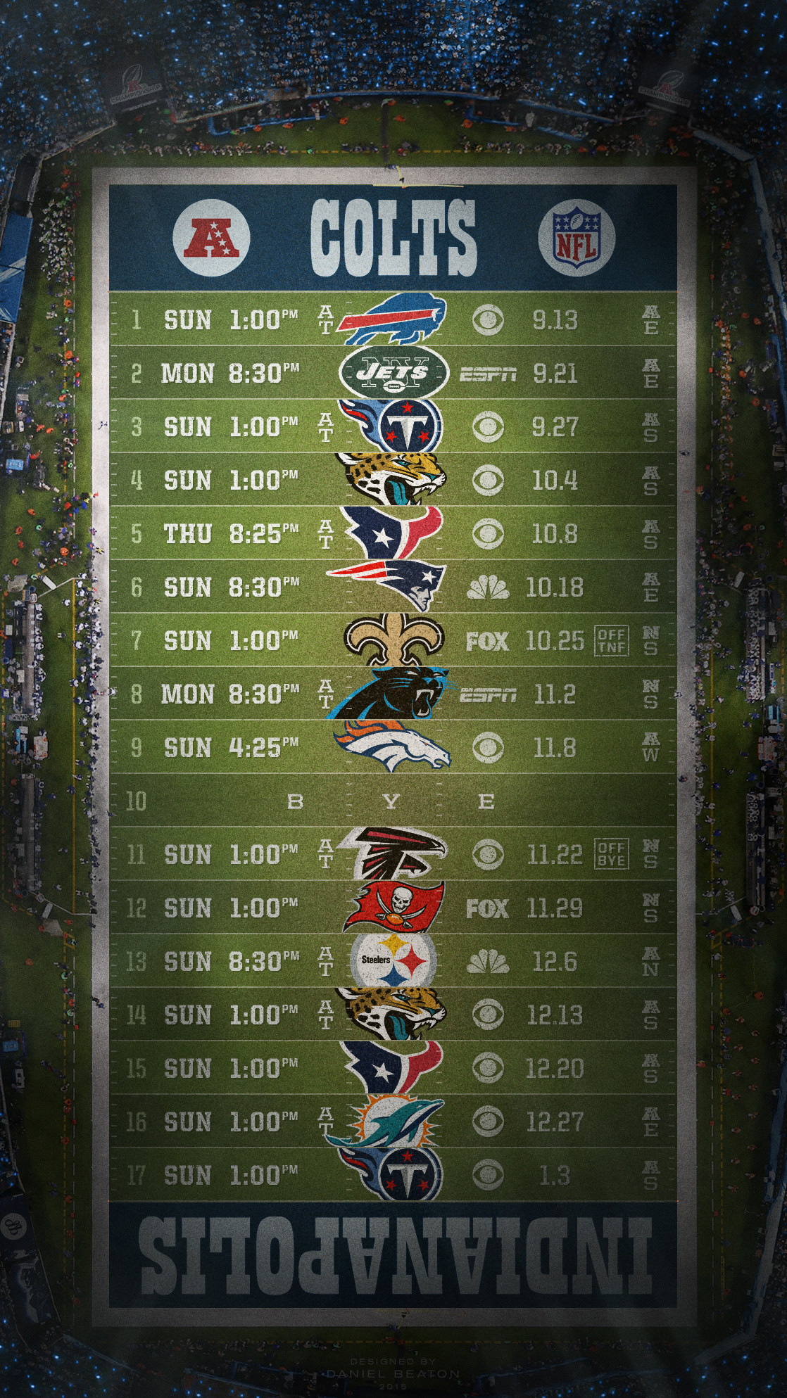 1920x1080 7 Indianapolis Colts Wallpaper HD7 600x338