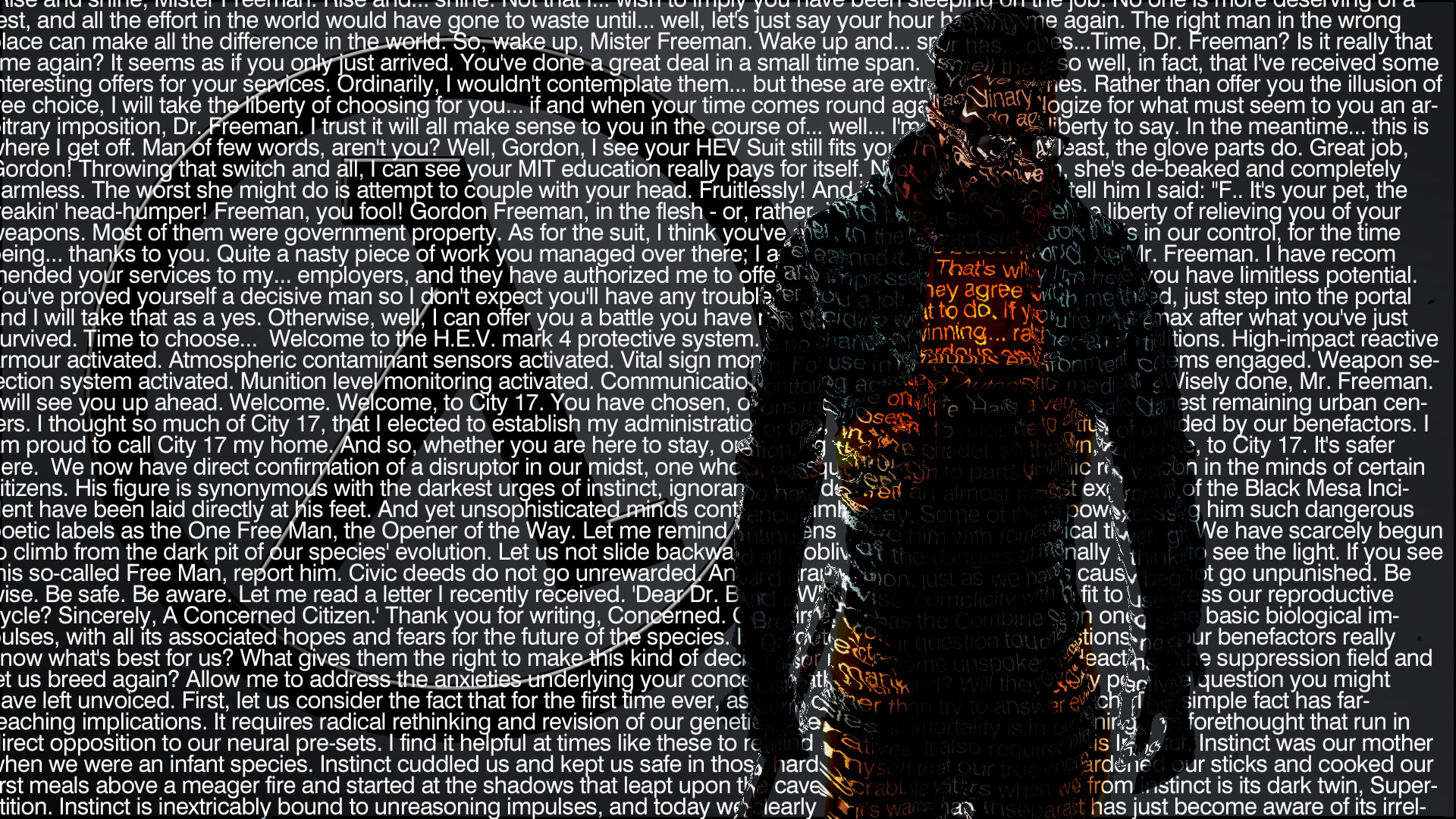1920x1080 Half Life, Valve Corporation, Gordon Freeman, Video Games .