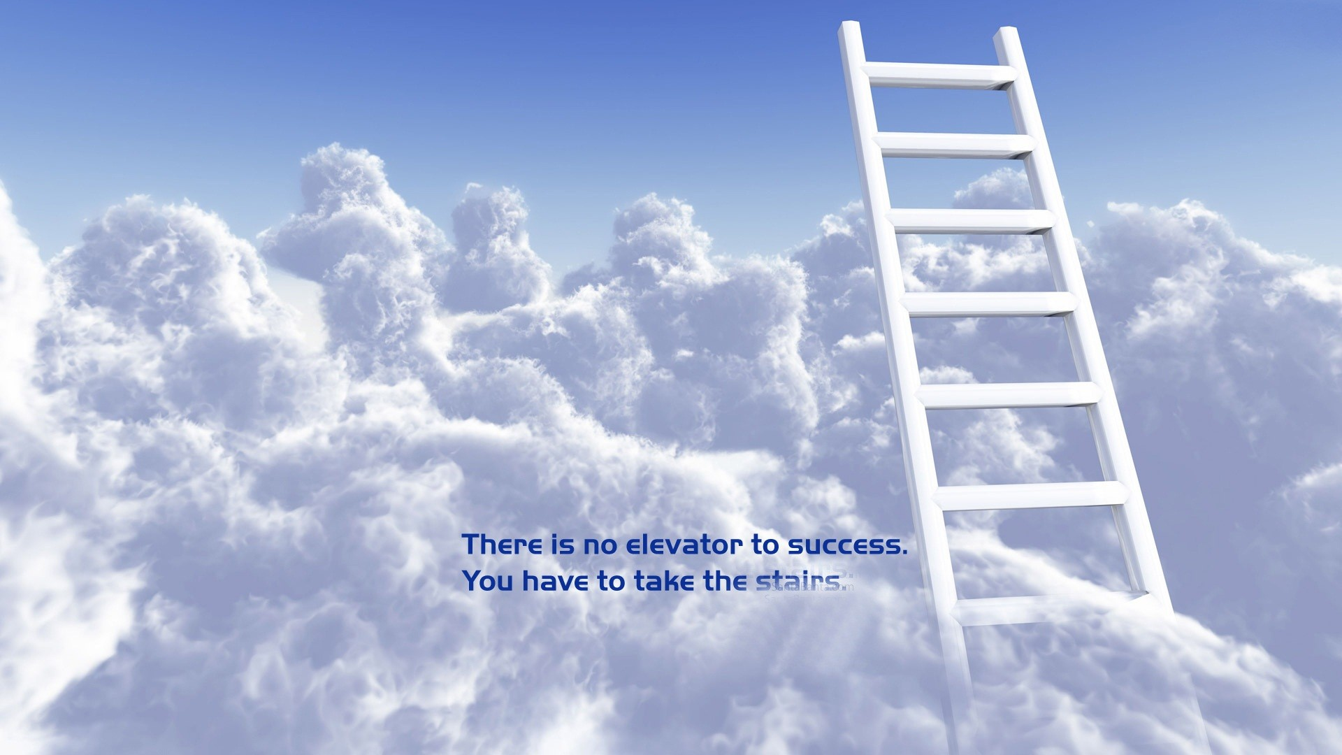 1920x1080 Stair Steps to Sky Success