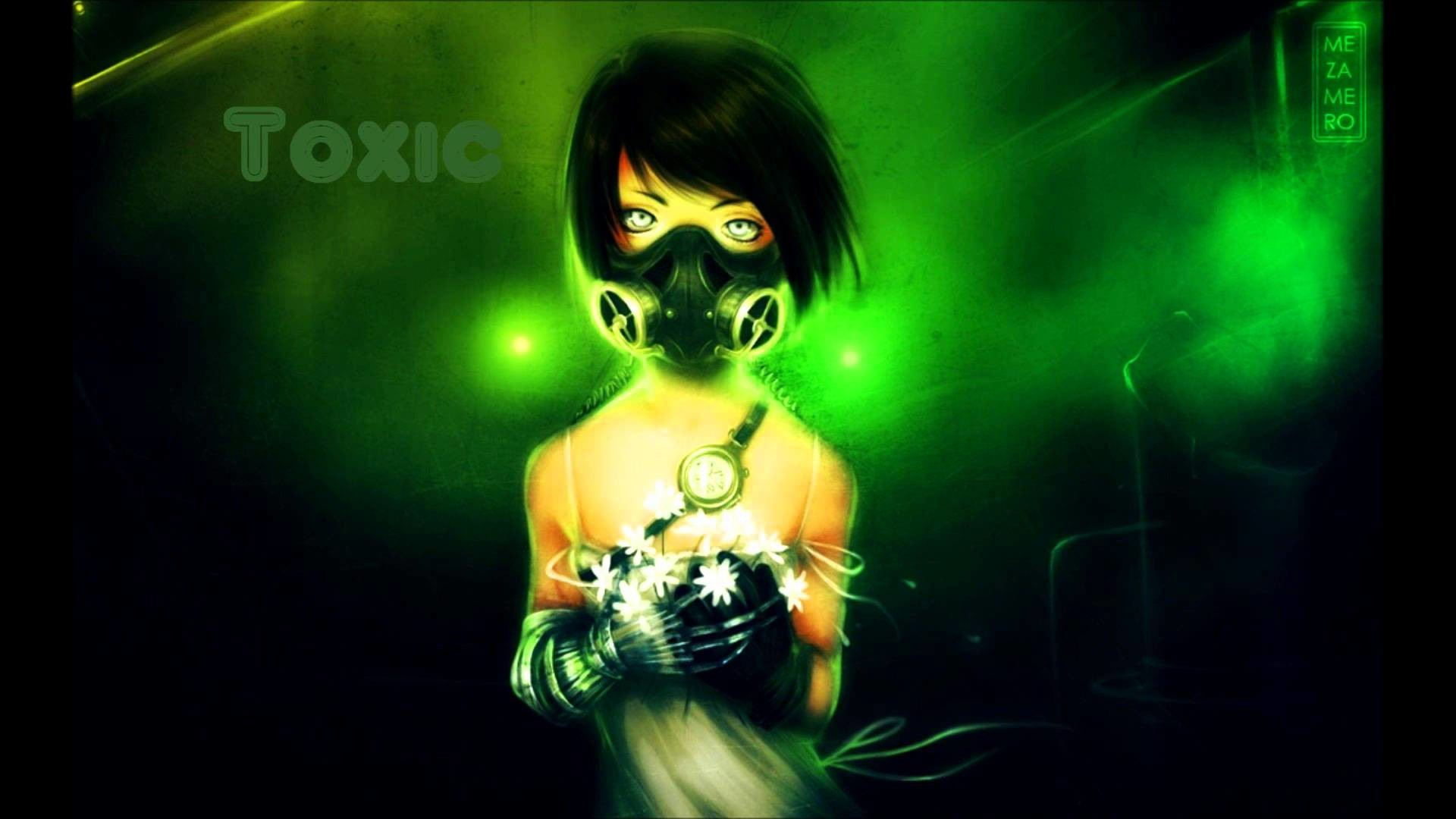 toxic mask wallpaper  53  images