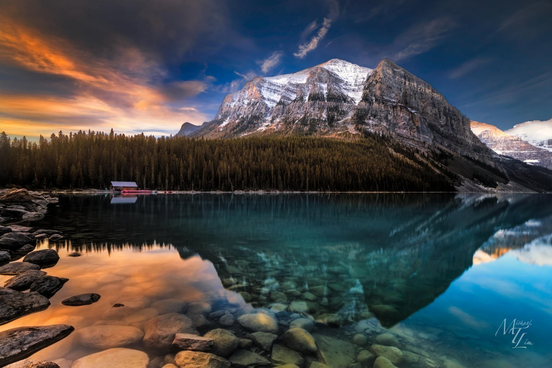 lake louise wallpaper  60  images