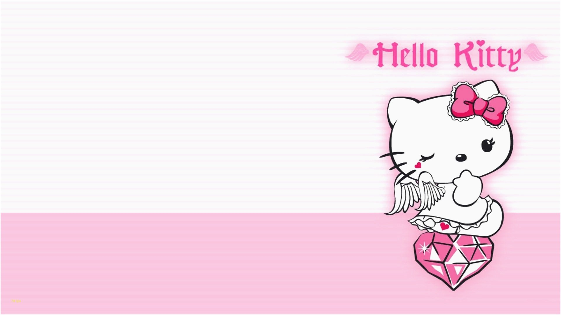 1920x1080 Hello Kitty Wallpapers New Hello Kitty Birthday Wallpapers Wallpaper Cave