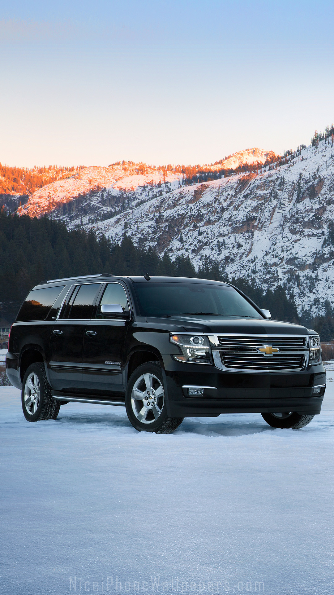 1080x1920 Chevrolet Suburban iPhone 5 6 wallpaper / iPod wallpaper