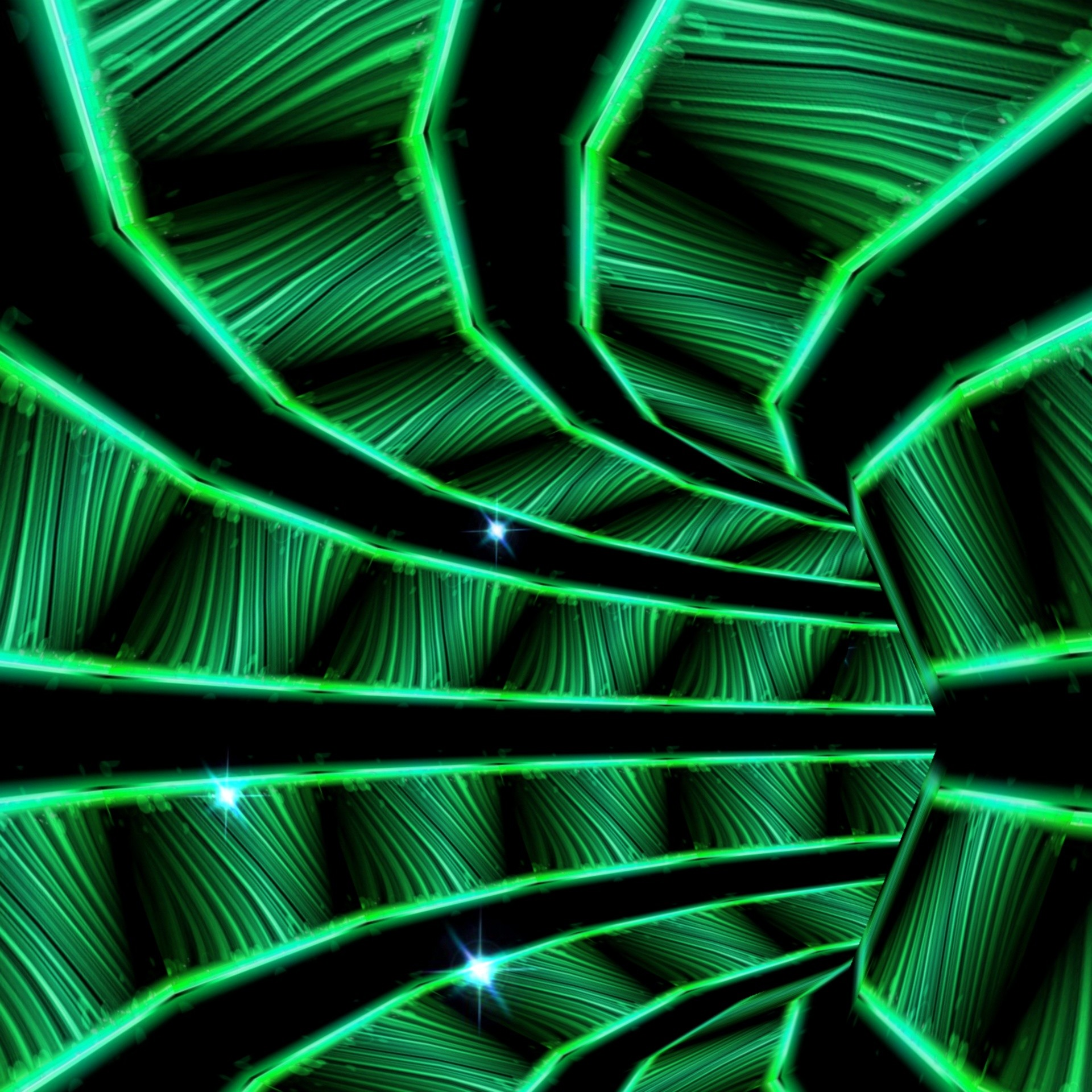 Green Neon Wallpaper (83+ Images