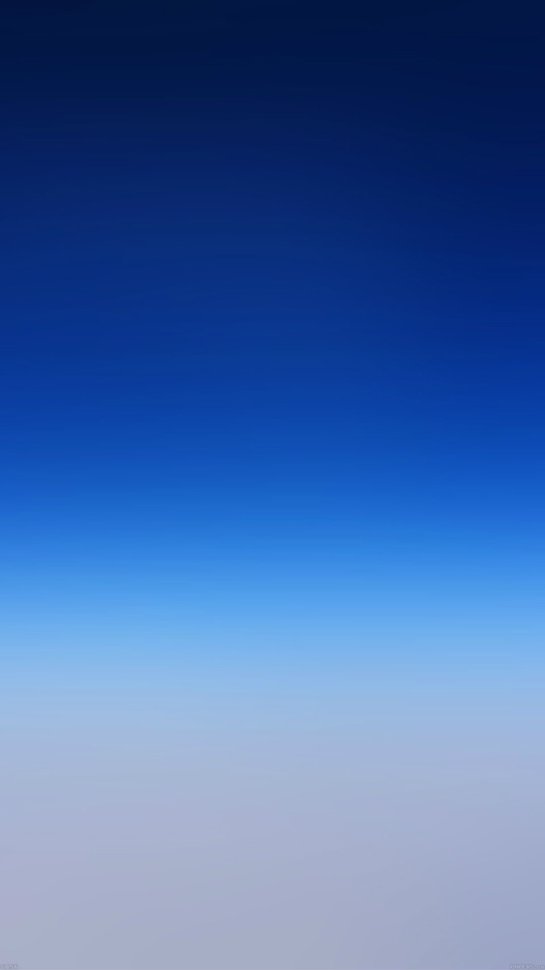 1080x1920 Abstract Pure Simple Blue Gradient Color Background #iPhone #6 #plus # wallpaper