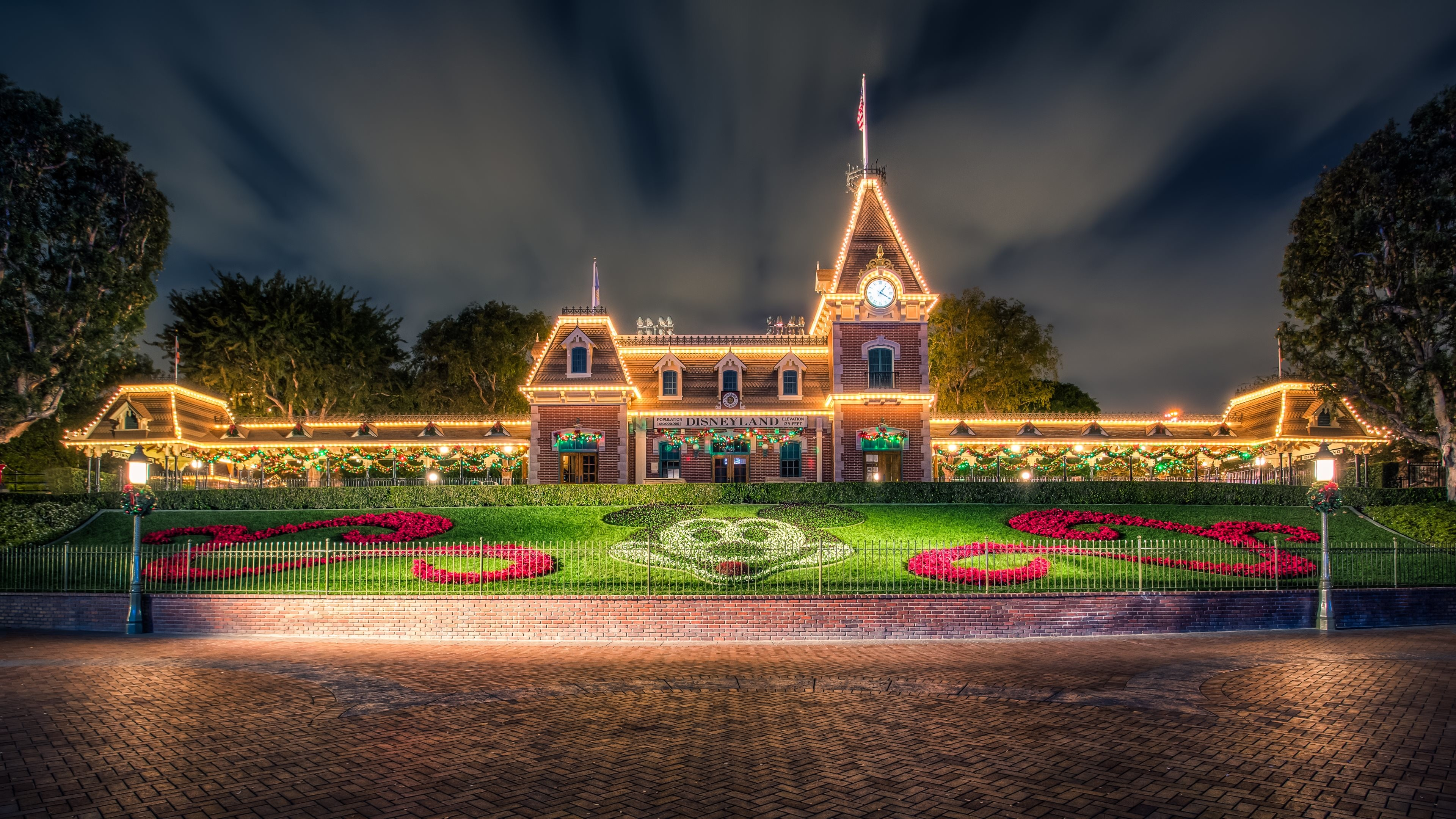 3840x2160 Disneyland 4k Ultra HD Wallpaper | Background Image |  | ID:473247  - Wallpaper Abyss
