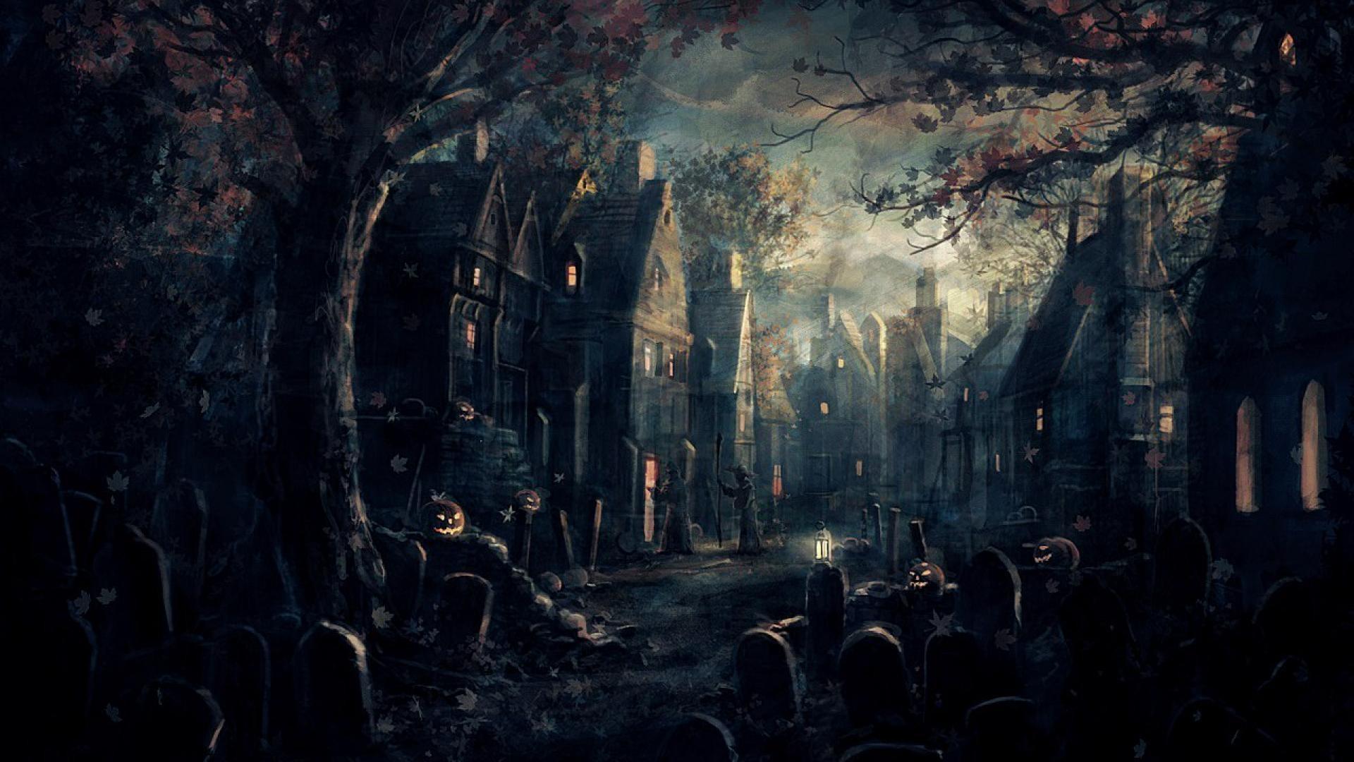 halloween computer wallpapers (61+ images)