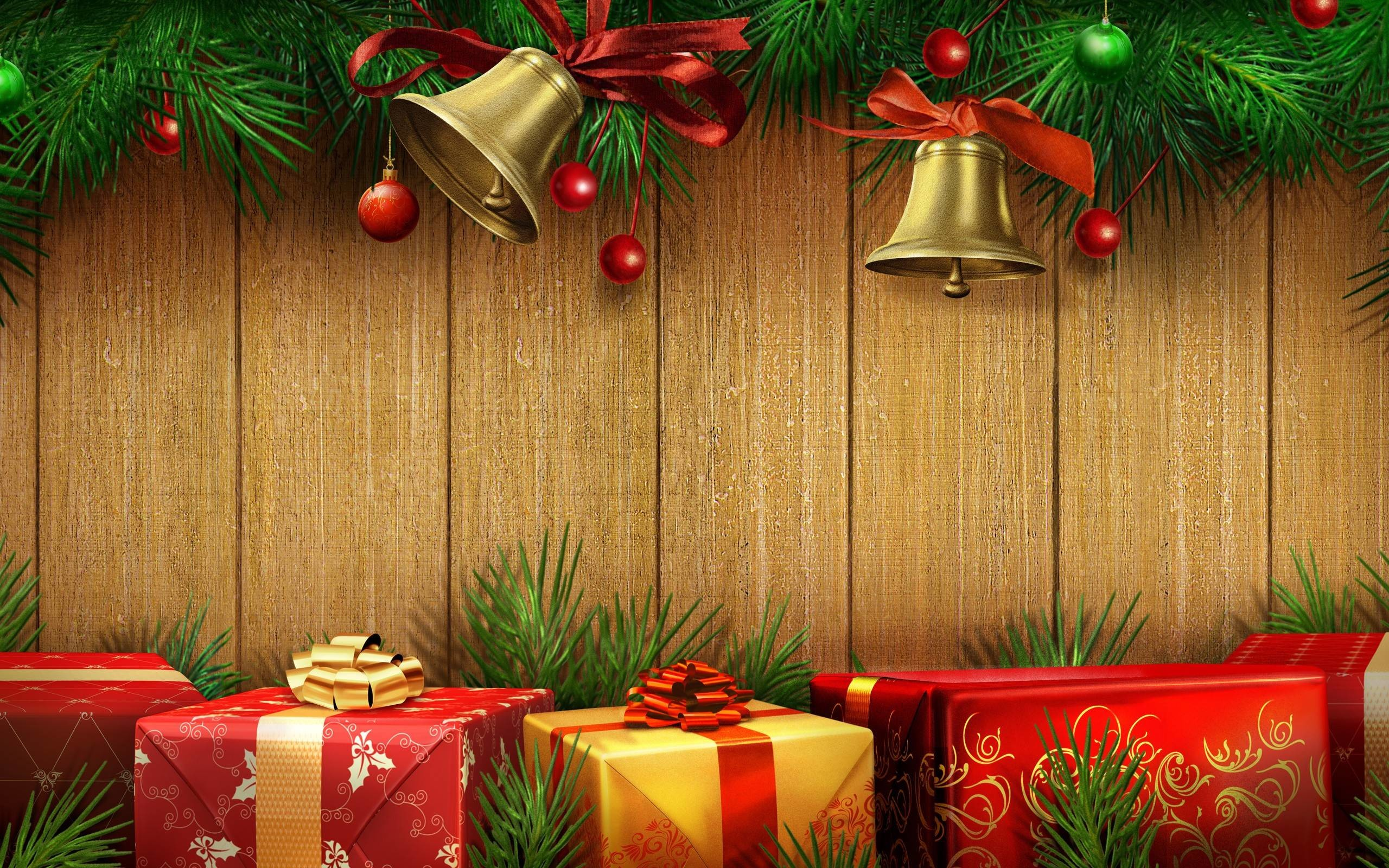 2560x1600 Xmas Stuff For > Christmas Gifts Wallpaper