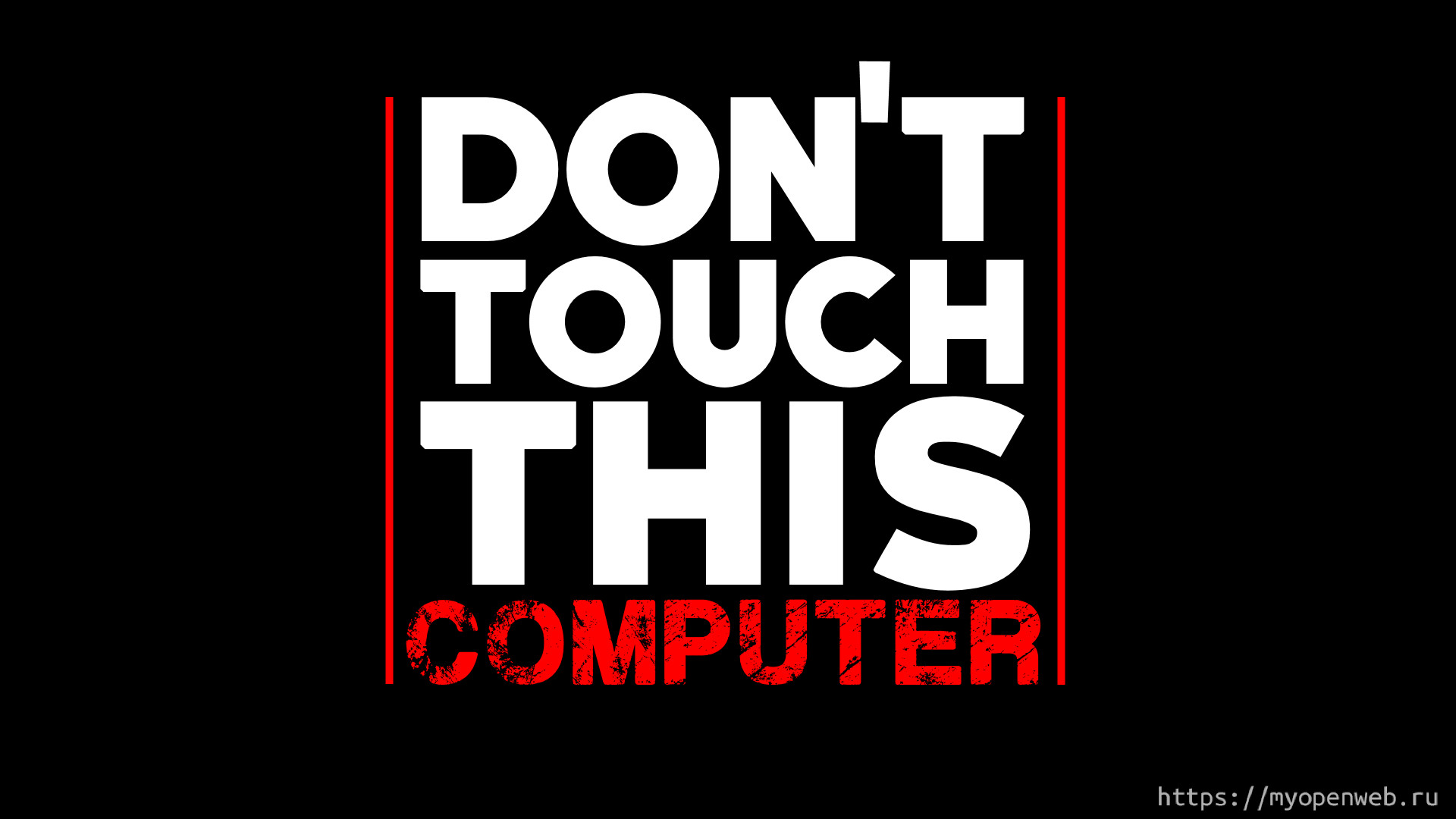 Dont touch wallpaper 86 images - Don t touch my ipad wallpaper ...