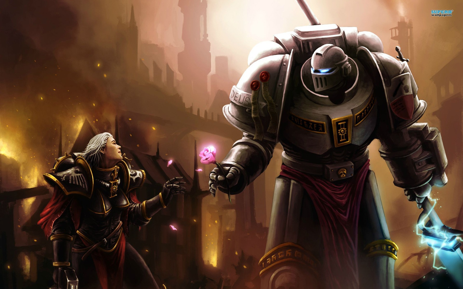 Warhammer 40k Wallpaper Grey Knights 53 Images