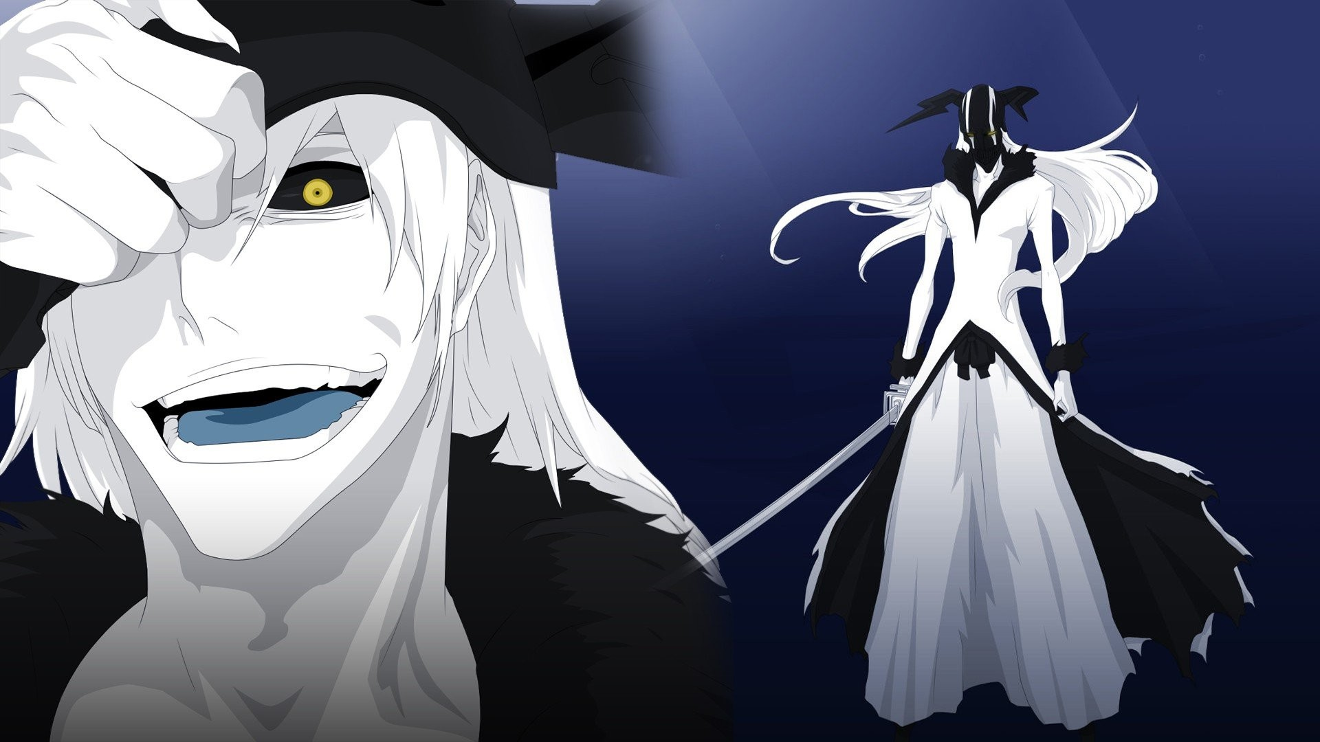 2560x1560 Bleach Discussion: Reasons Why Grimmjow is Ichigo's True Rival - YouTube · Download · 1920x1200 HD Wallpaper ...