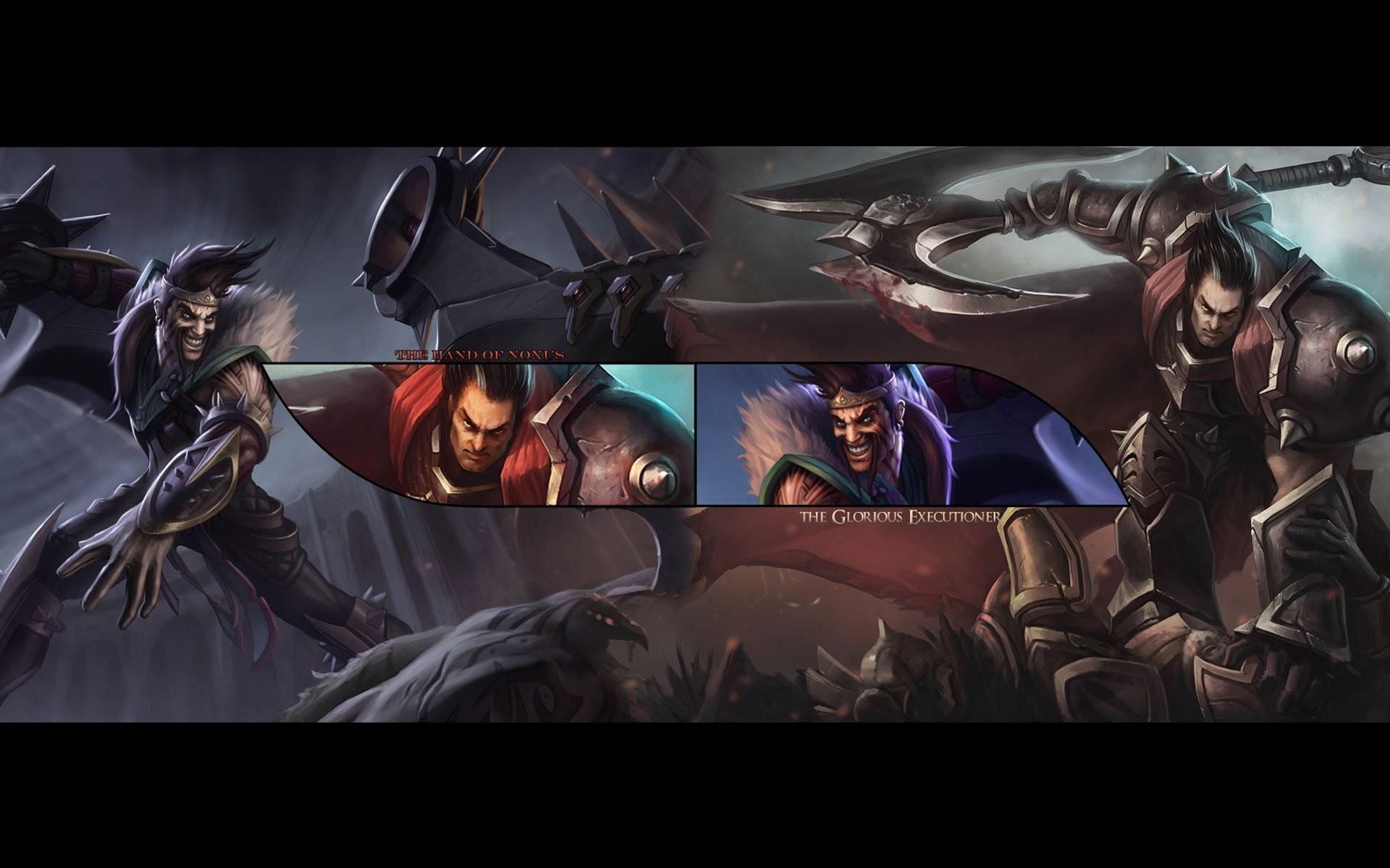 1920x1200 Darius League Of Legends