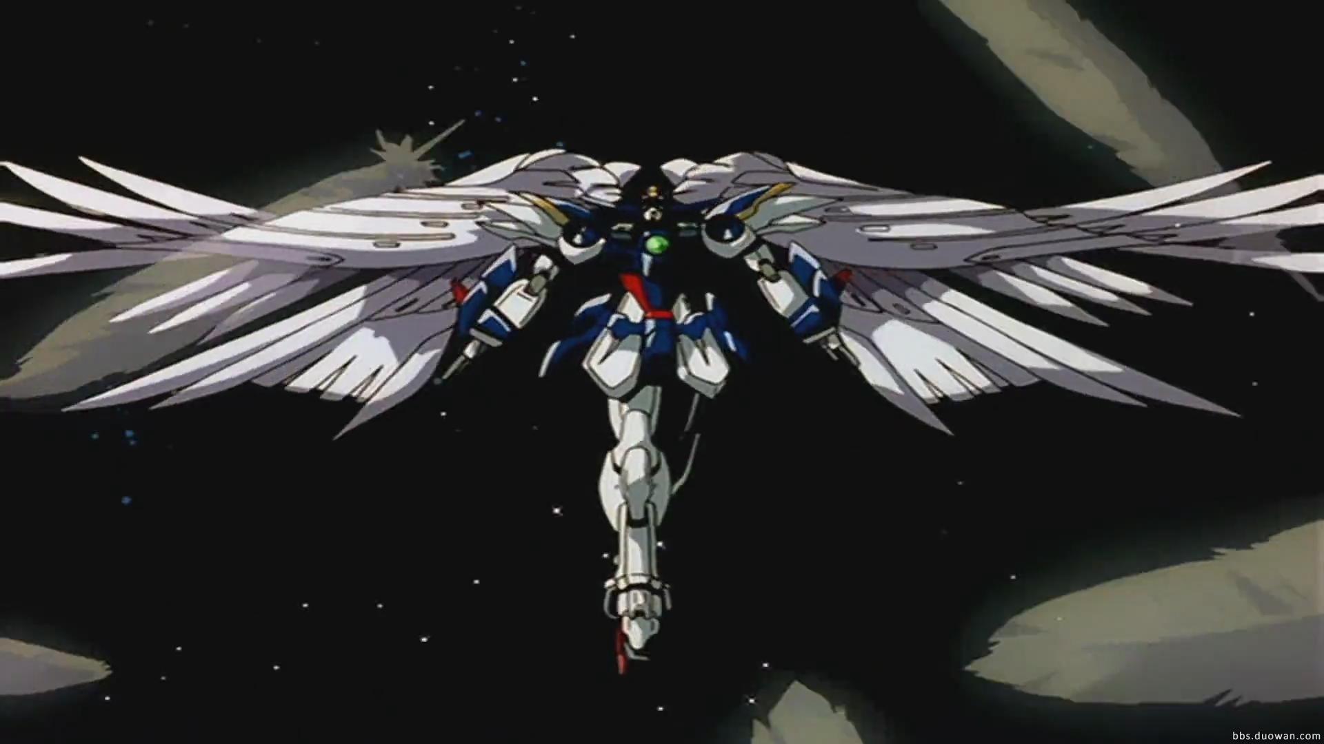 Gundam Wing Zero Custom Wallpaper 46 Images
