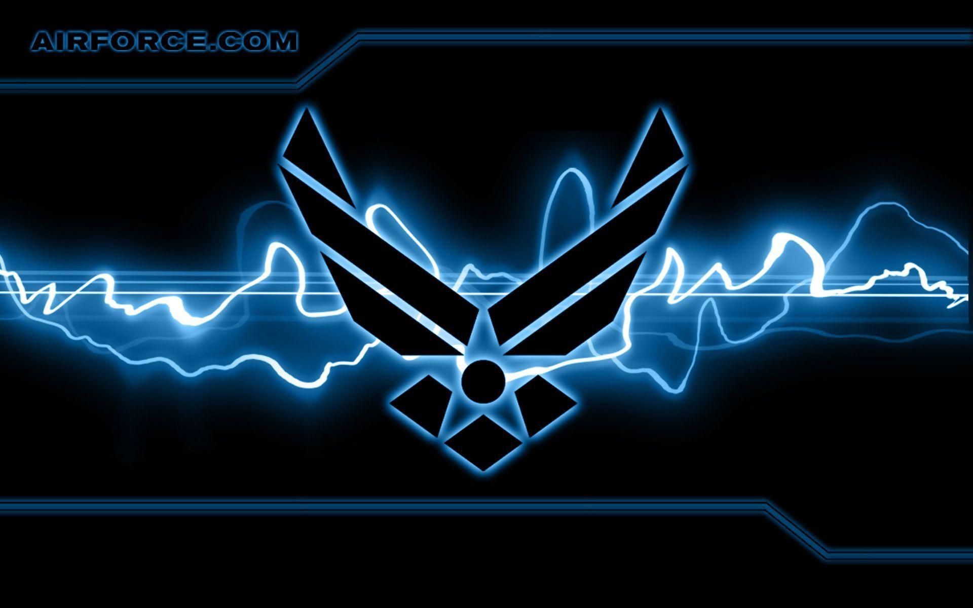 Air force logo wallpaper 54 images 1920x1200 air force logo wallpaper iphone air force wallpapers best biocorpaavc