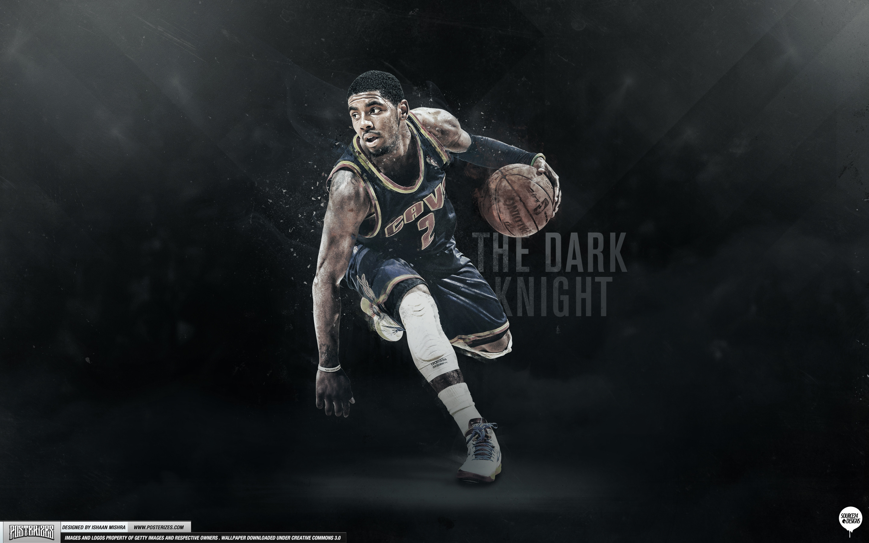2880x1800 KevinHarrell 178 56 Kyrie Irving Wallpaper by IshaanMishra