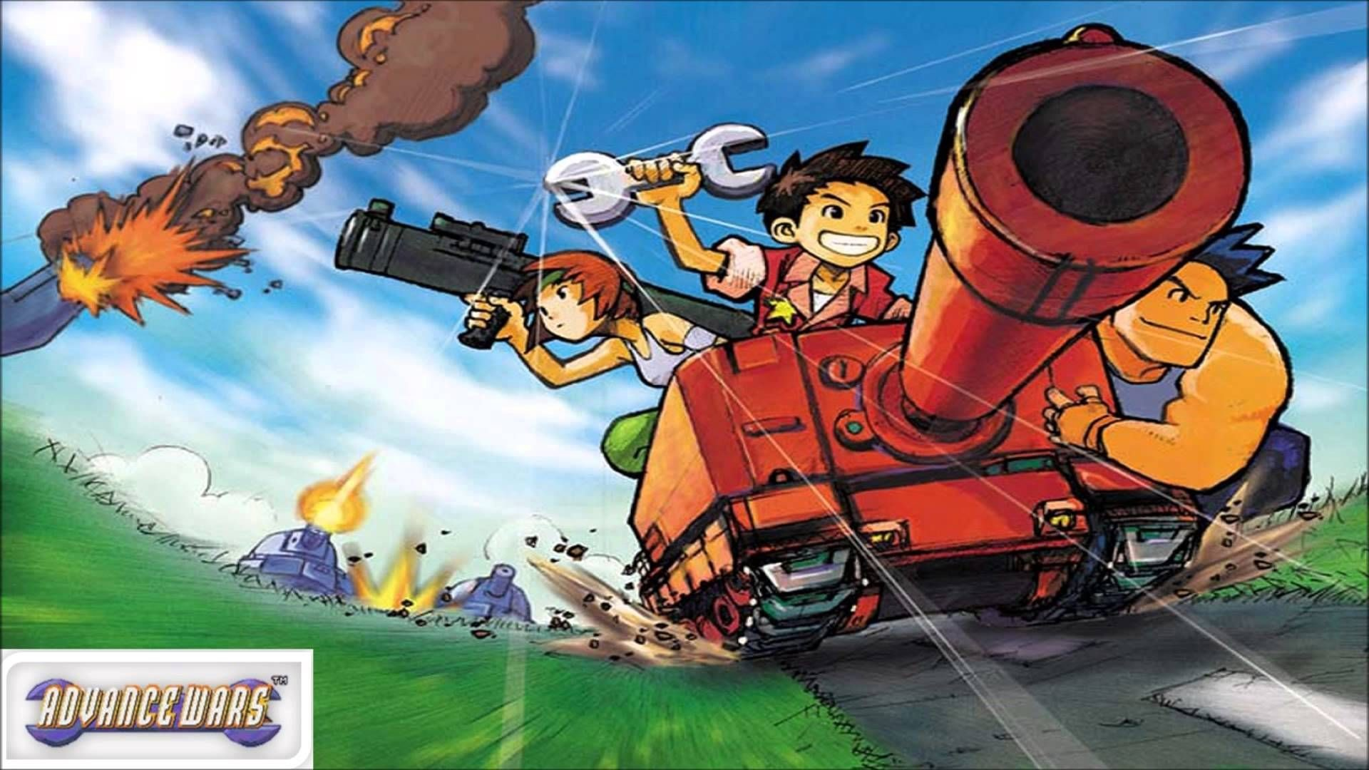 1920x1080 Happy anniversary advance wars gameboy advance gaming jpg  Olaf advance  wars wallpaper