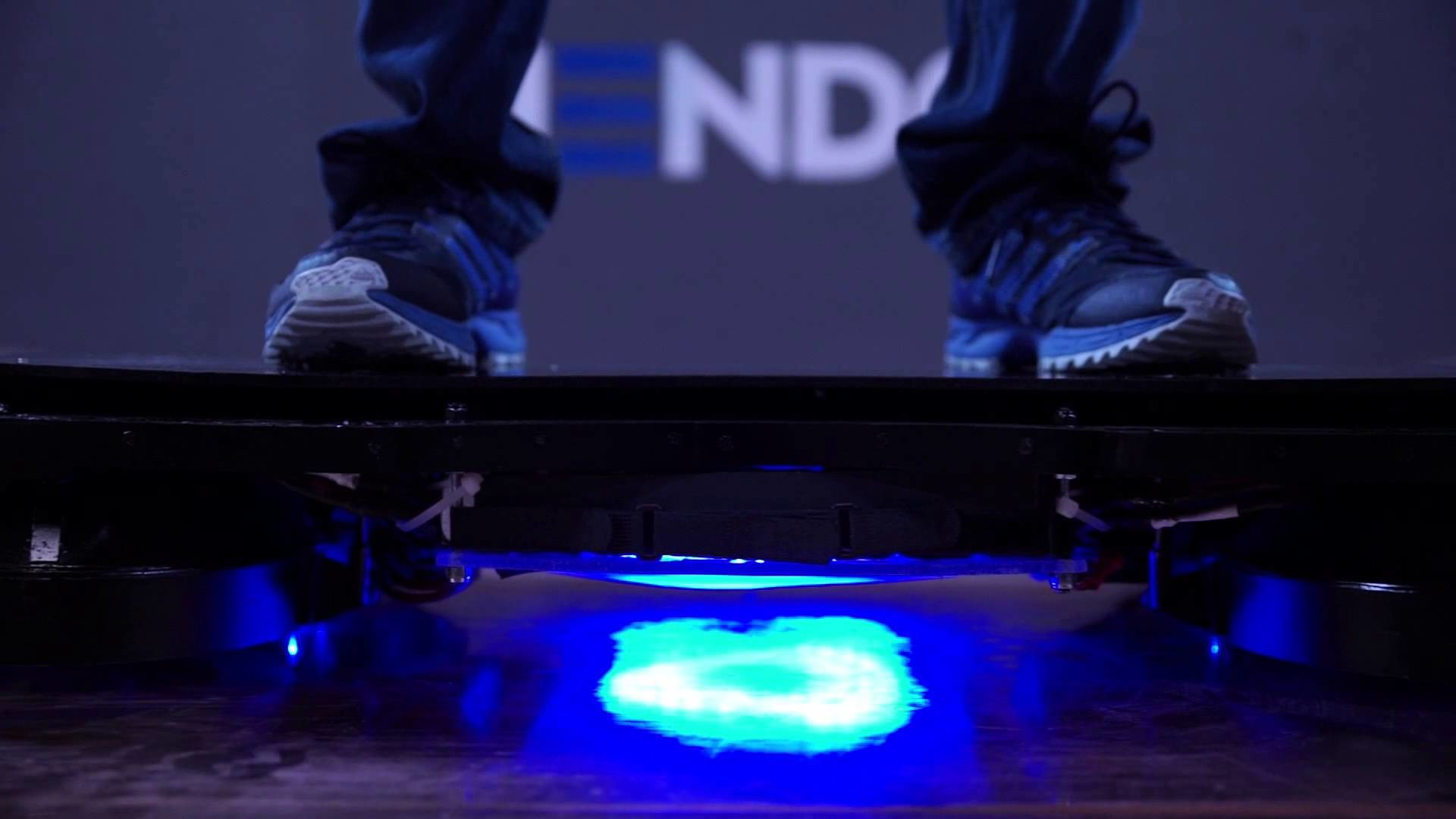 1920x1080 Hendo Hoverboard: The World's First Hoverboard - YouTube