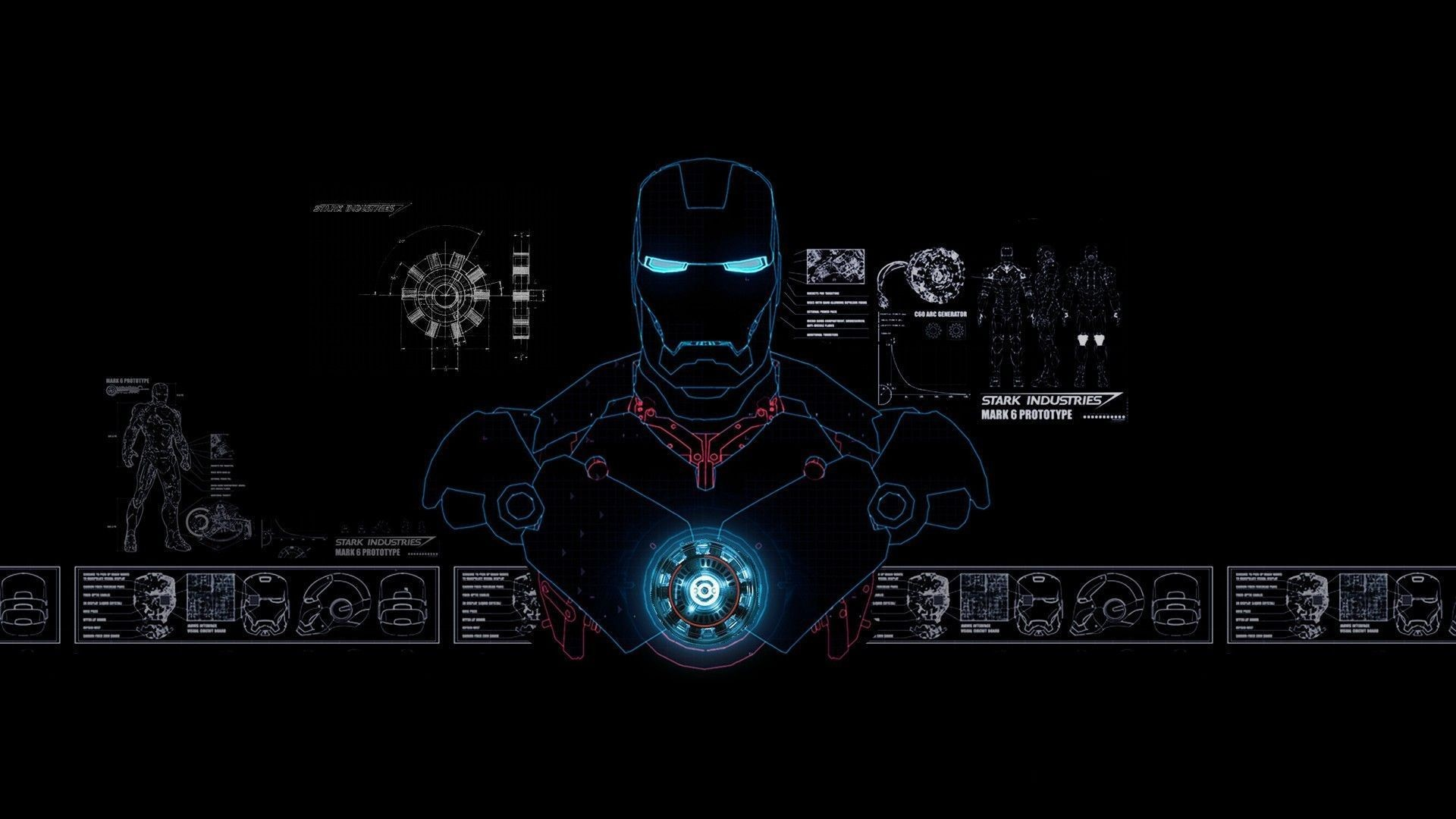 1920x1080 iron man wallpaper - Google Search