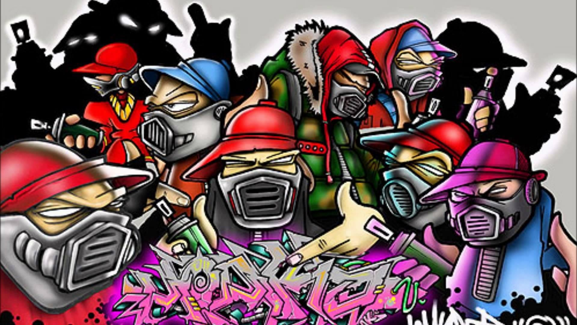 Blood gang wallpaper 67 images - Blood gang cartoon ...
