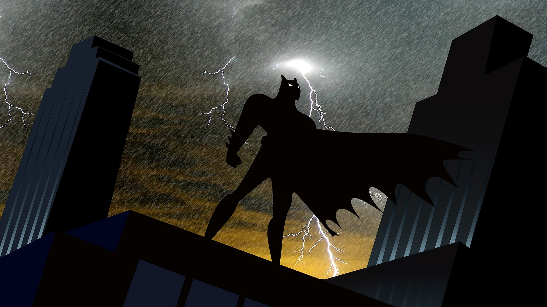 1920x1080 14 Batman: The Animated Series HD Wallpapers | Backgrounds - Wallpaper Abyss