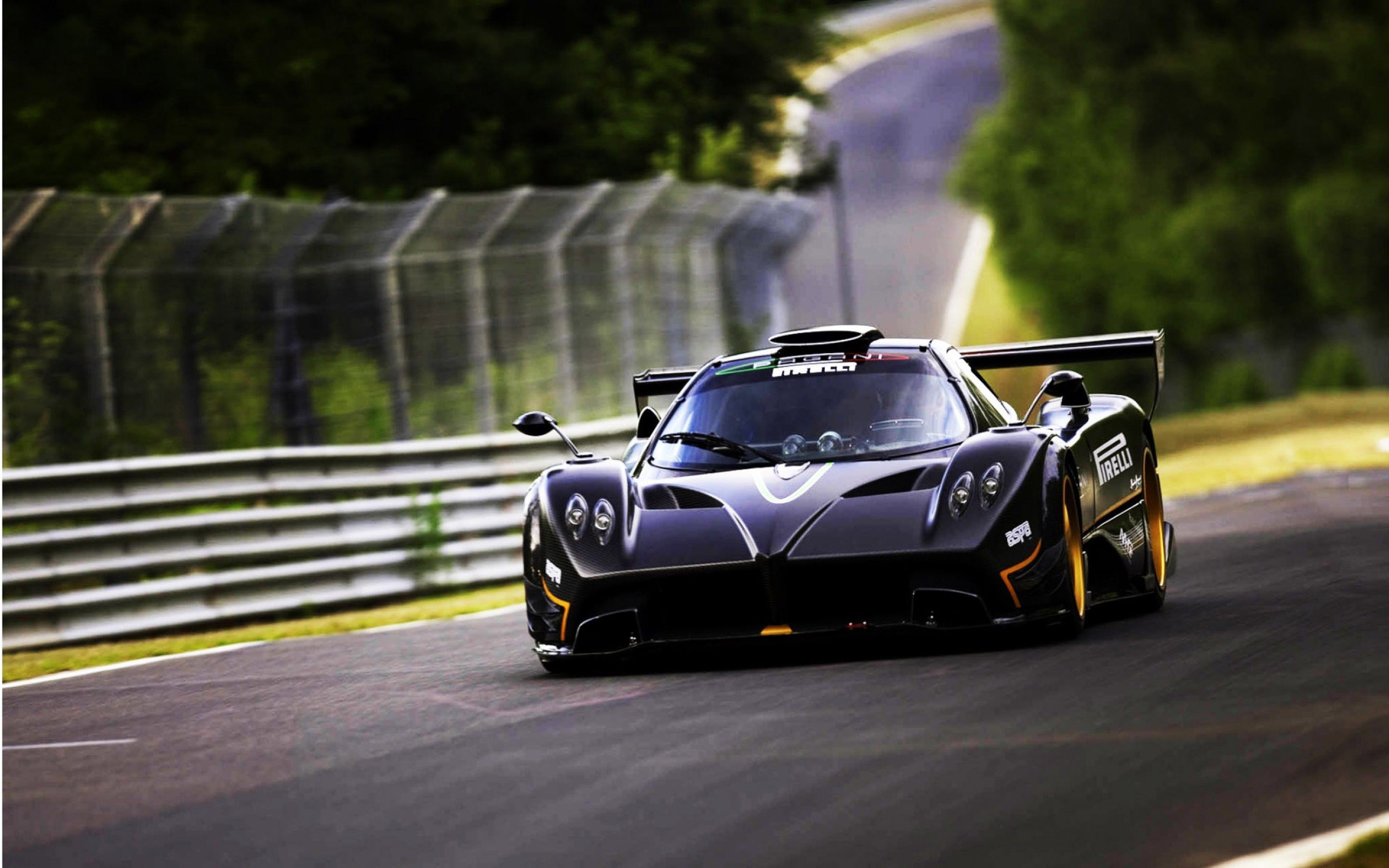 2880x1800 140 Pagani Zonda HD Wallpapers | Backgrounds - Wallpaper Abyss