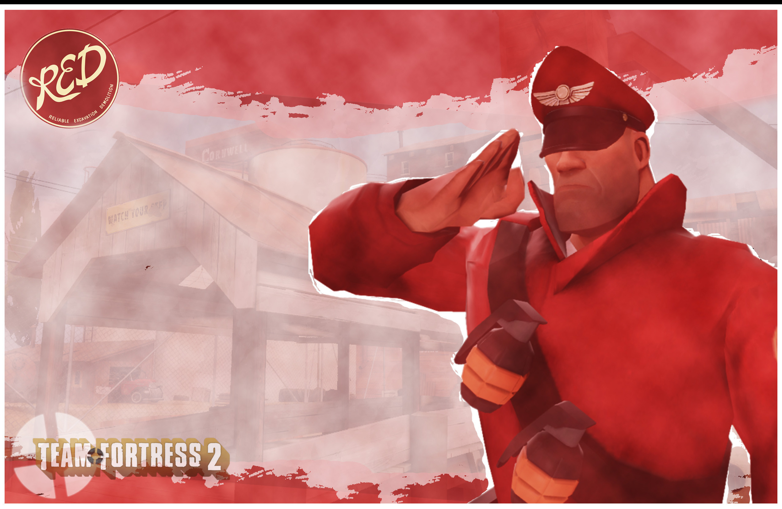 2550x1660 Team Fortress 2 Wallpaper Soldier by marcoshypnos Team Fortress 2 Wallpaper  Soldier by marcoshypnos