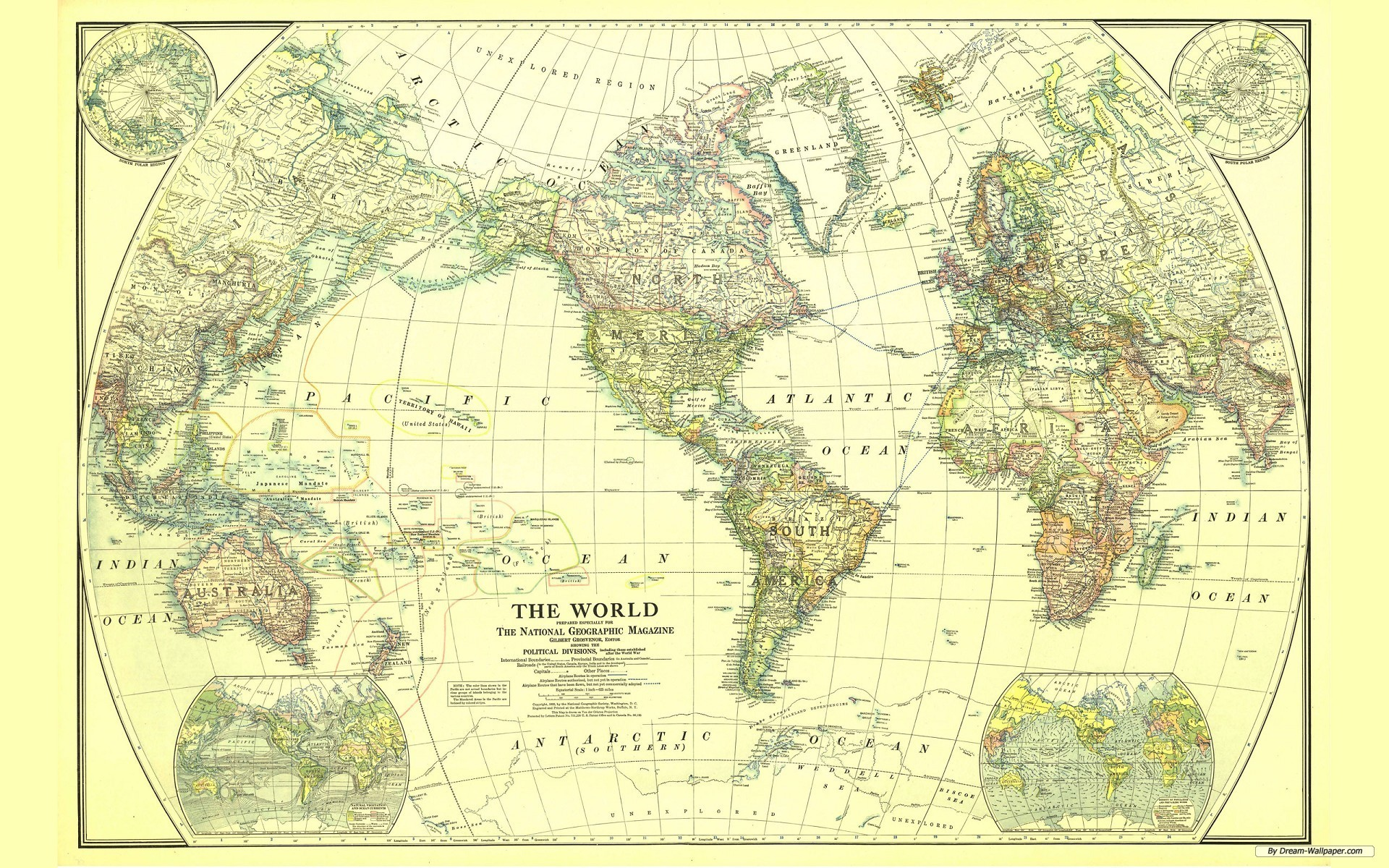1920x1200 Free Travel wallpaper - World Map wallpaper -  wallpaper - Index 5